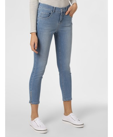 Jeansy damskie – Ankle Zip