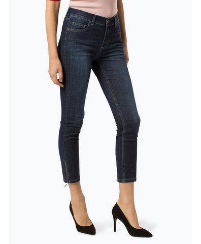 Jeansy damskie – Skinny Ankle Zip