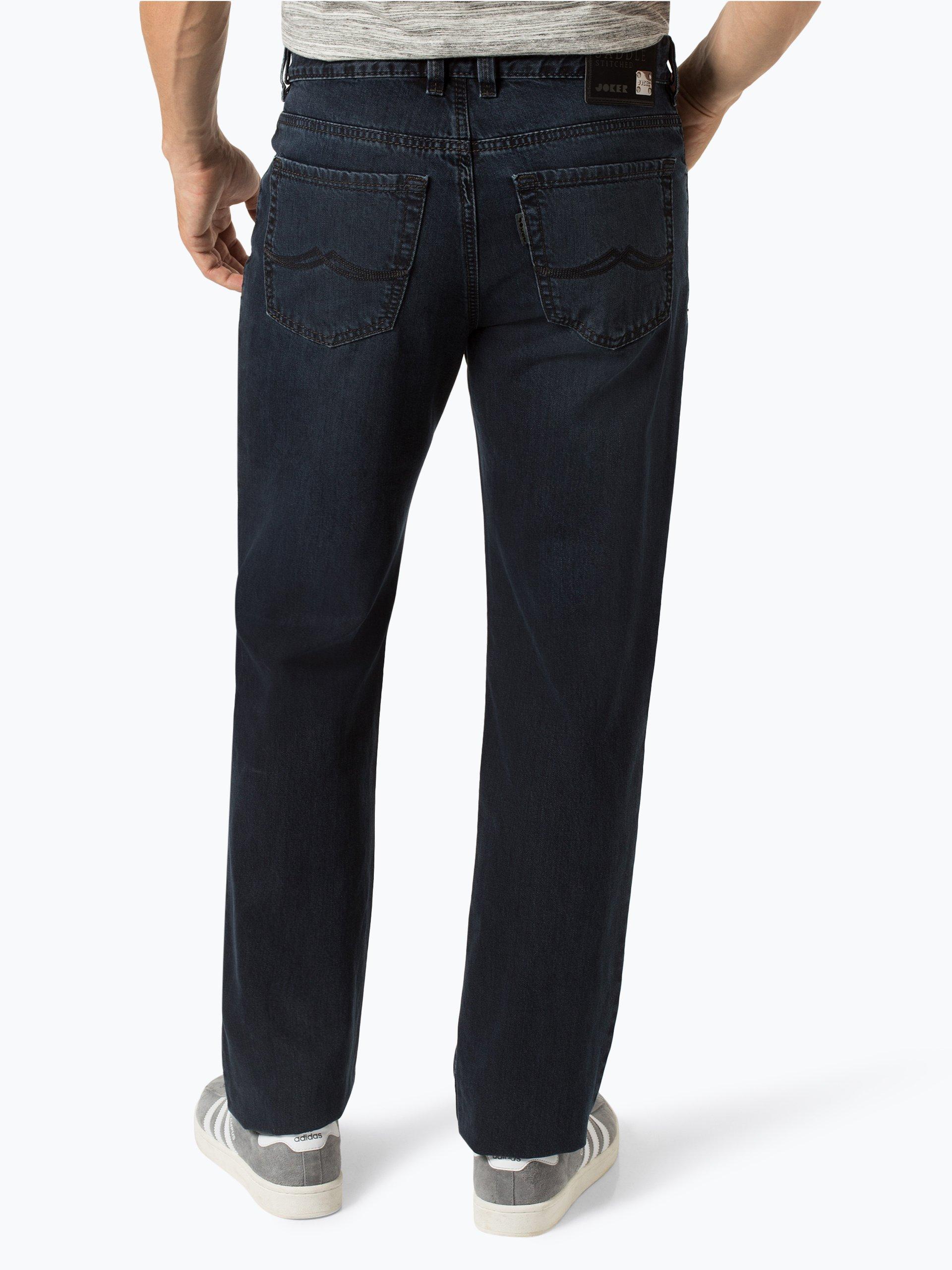 joker herren jeans blue stone uni online kaufen vangraaf com. Black Bedroom Furniture Sets. Home Design Ideas