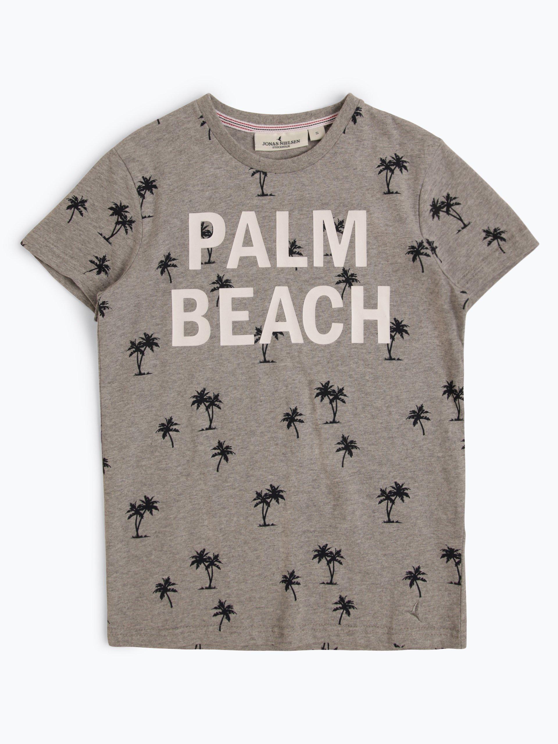 Jonas Nielsen Stockholm Jungen T-Shirt