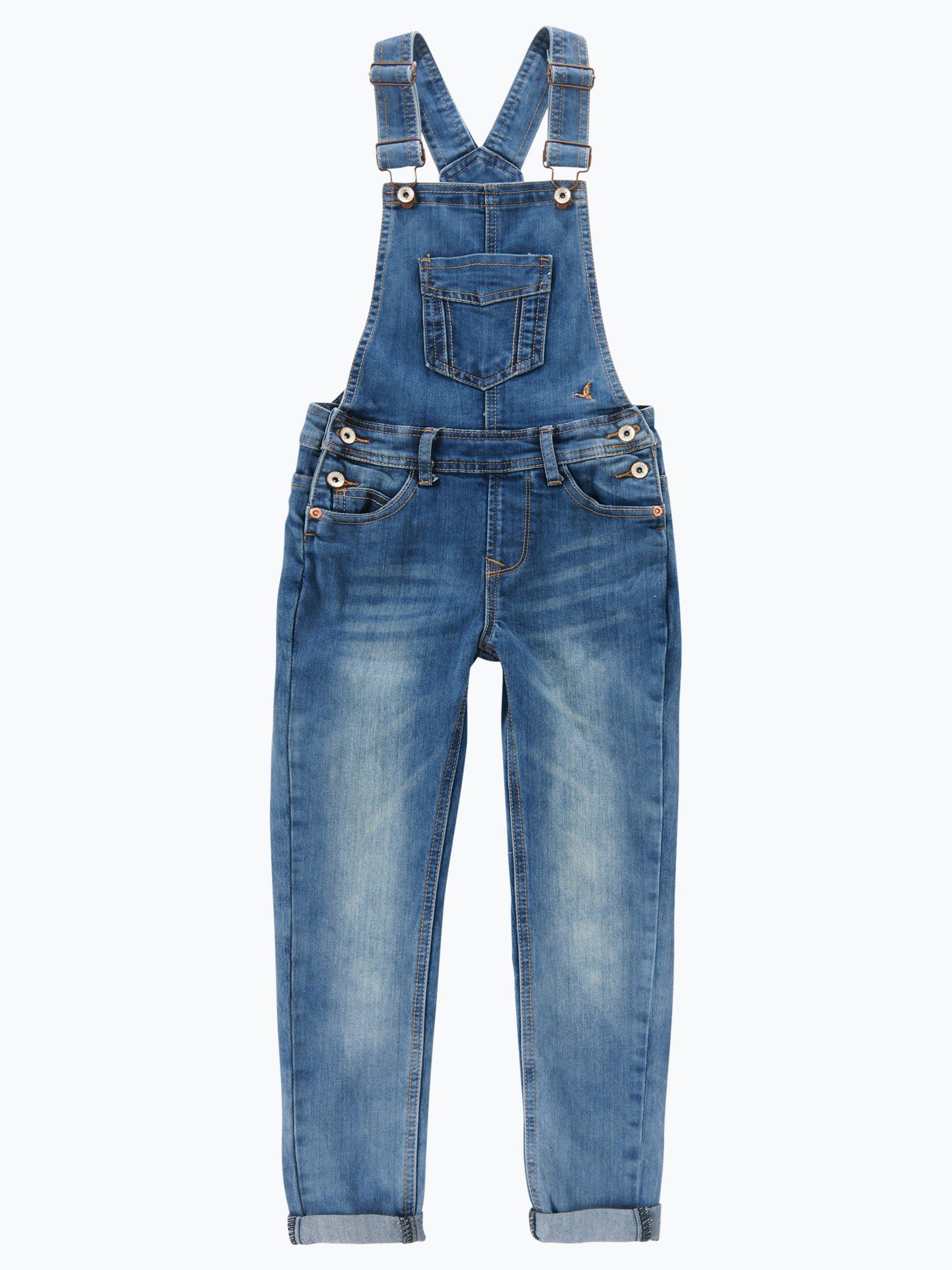 jonas nielsen stockholm m dchen jeans latzhose indigo uni online kaufen peek und cloppenburg de. Black Bedroom Furniture Sets. Home Design Ideas