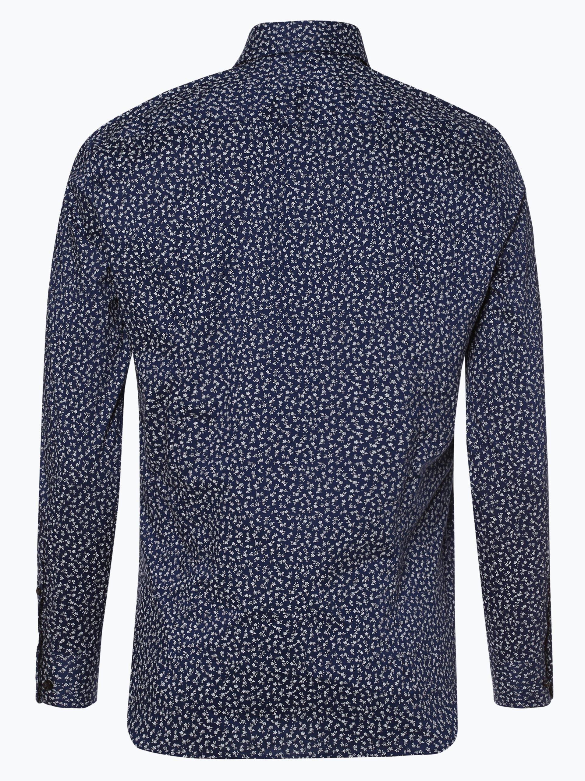 Joop Herren Hemd - Bügelleicht - Pajos