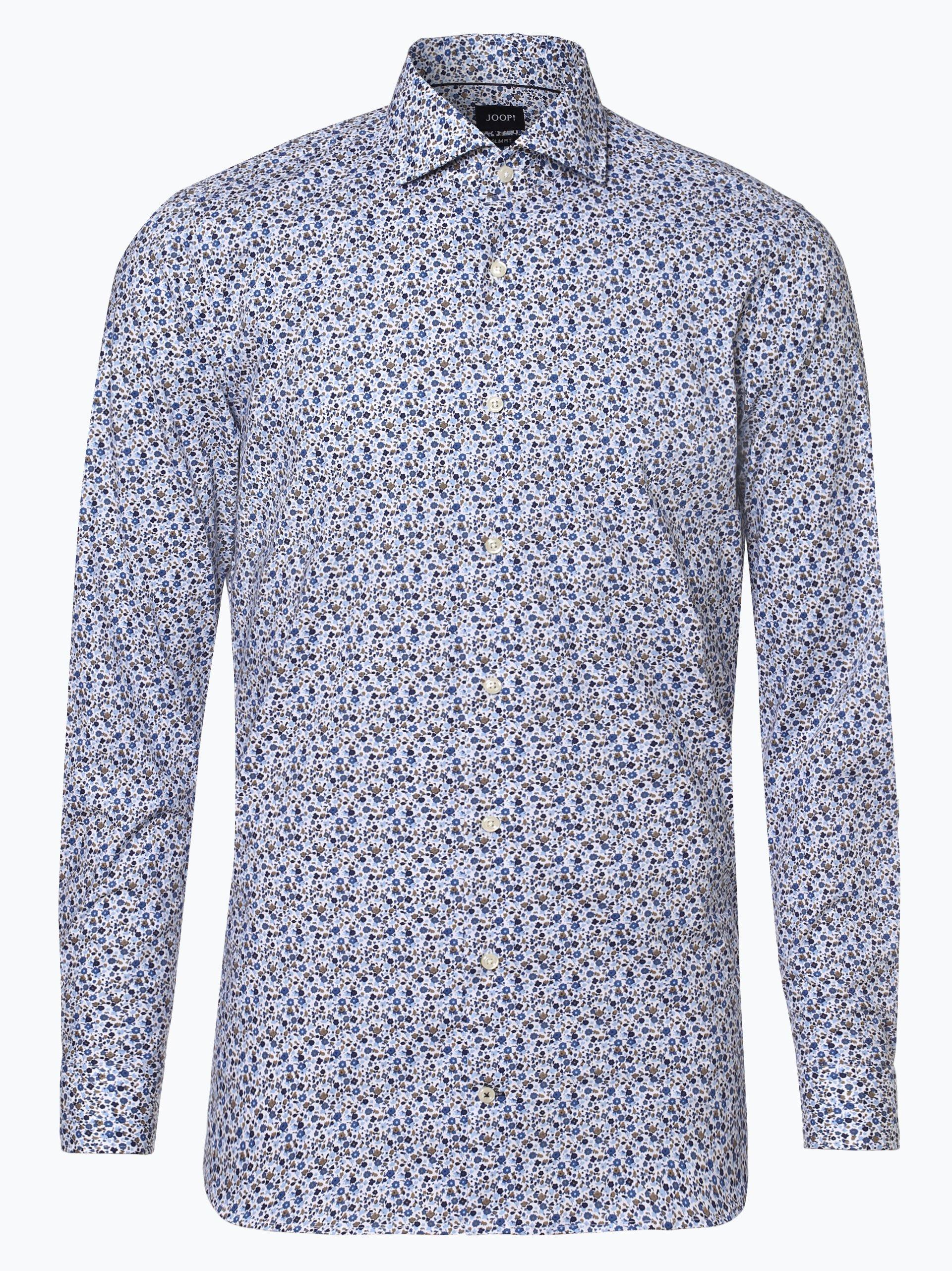 Joop Herren Hemd - Bügelleicht - Panko