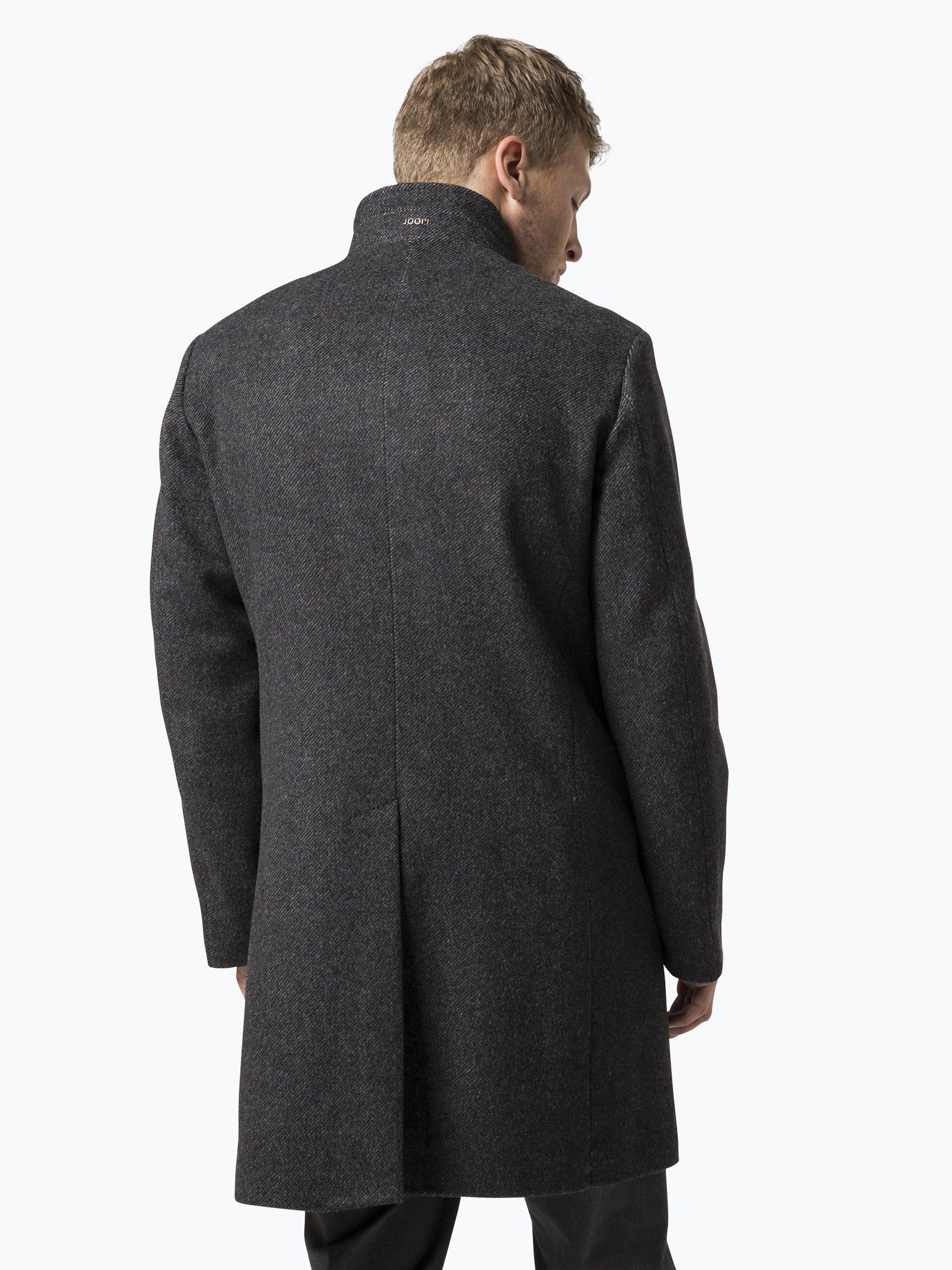 joop herren mantel maron anthrazit uni online kaufen. Black Bedroom Furniture Sets. Home Design Ideas