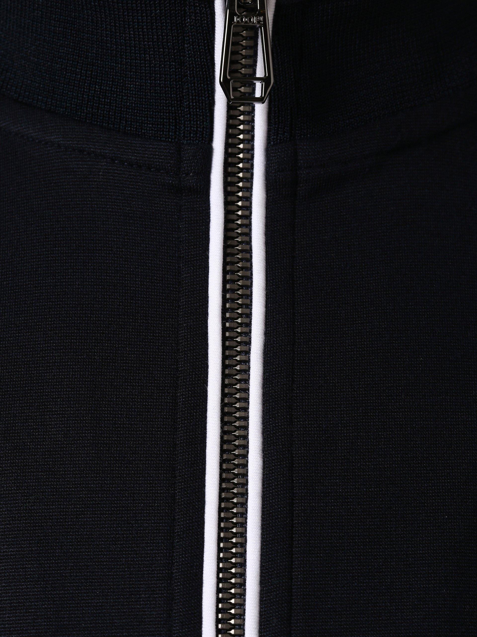 Joop Męska bluza rozpinana – Charles
