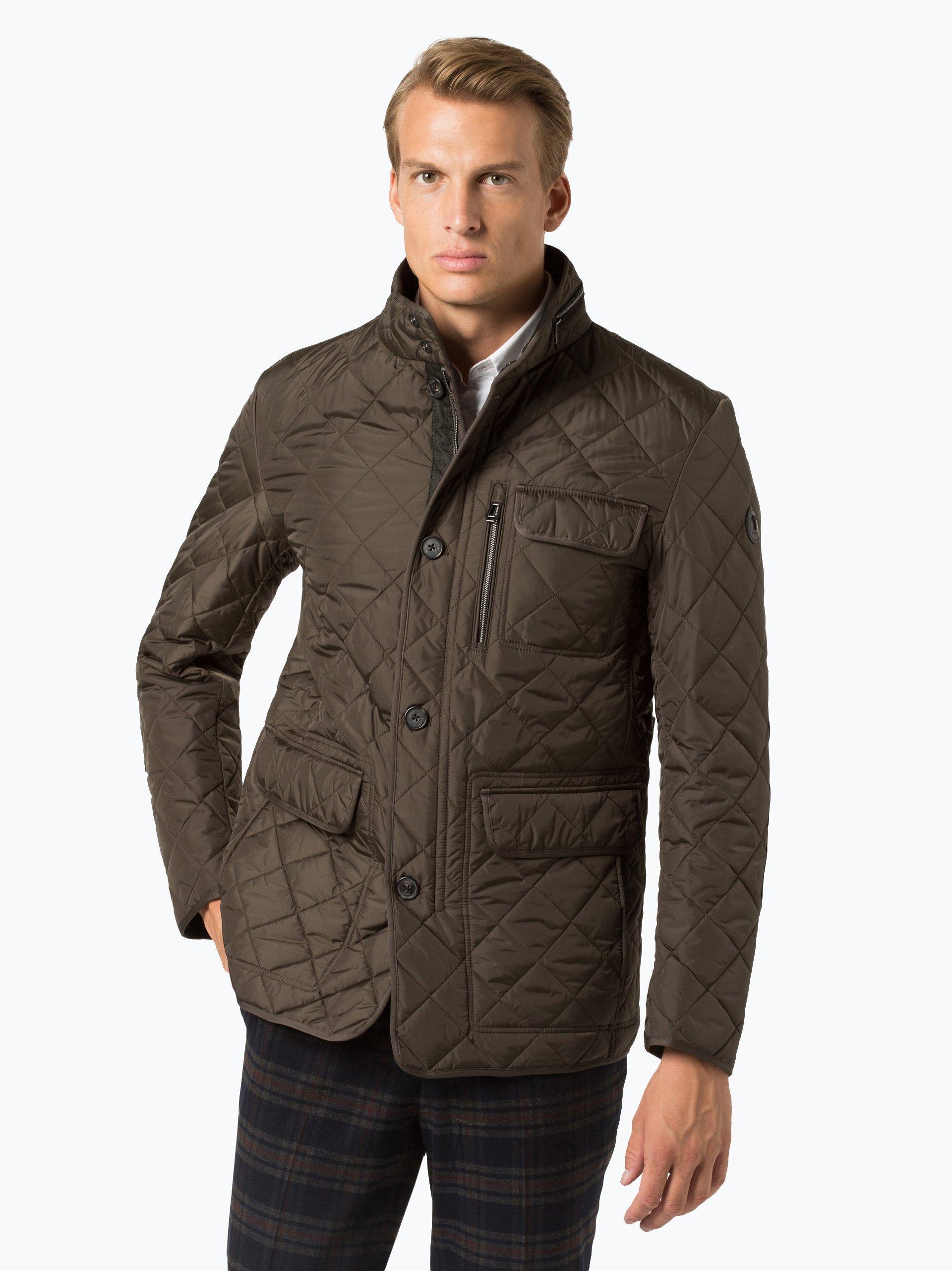 Joop Męska kurtka pikowana – Clint