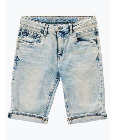 Jungen Jeans-Bermuda Slim Fit