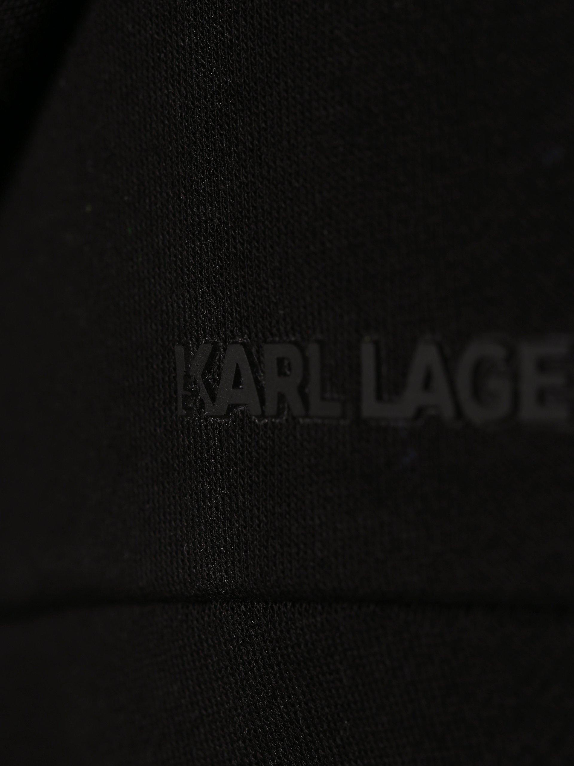 KARL LAGERFELD Męska bluza rozpinana