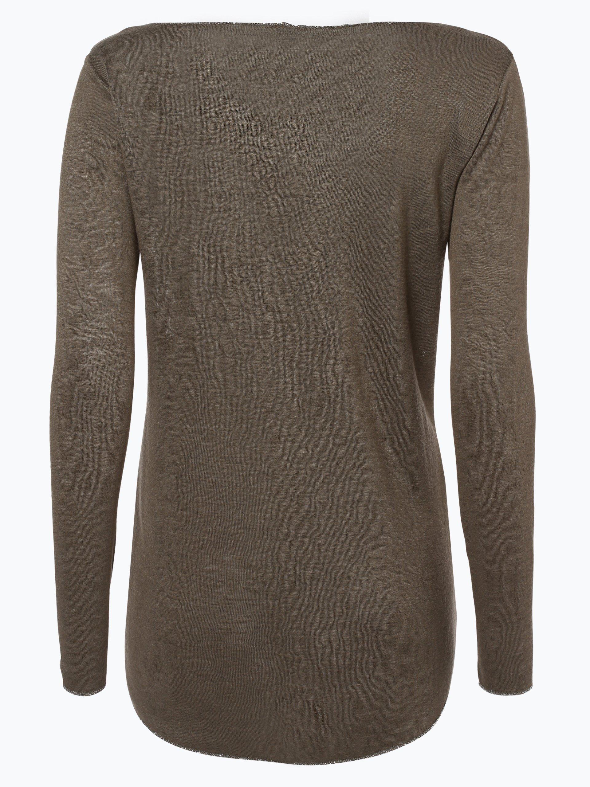 key largo damen langarmshirt emilia oliv gemustert online kaufen peek und cloppenburg de. Black Bedroom Furniture Sets. Home Design Ideas