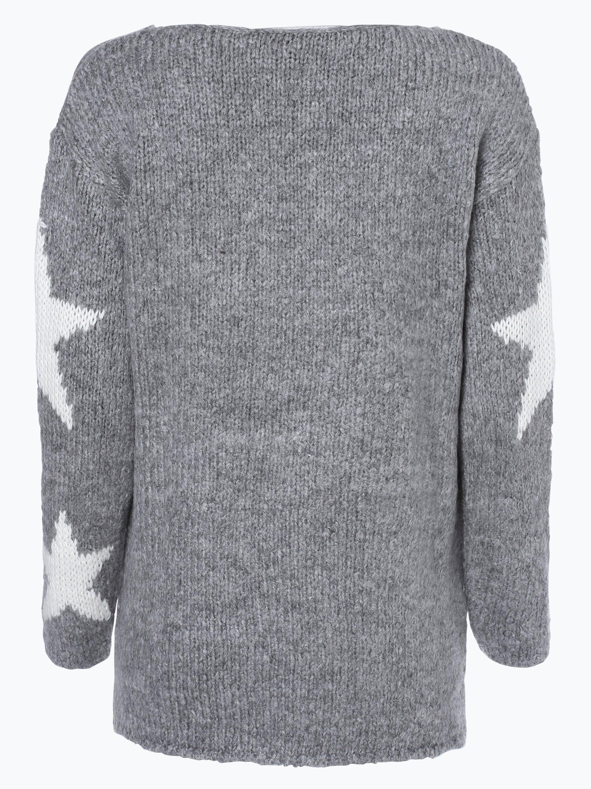 key largo damen pullover grau wei gemustert online kaufen peek und cloppenburg de. Black Bedroom Furniture Sets. Home Design Ideas