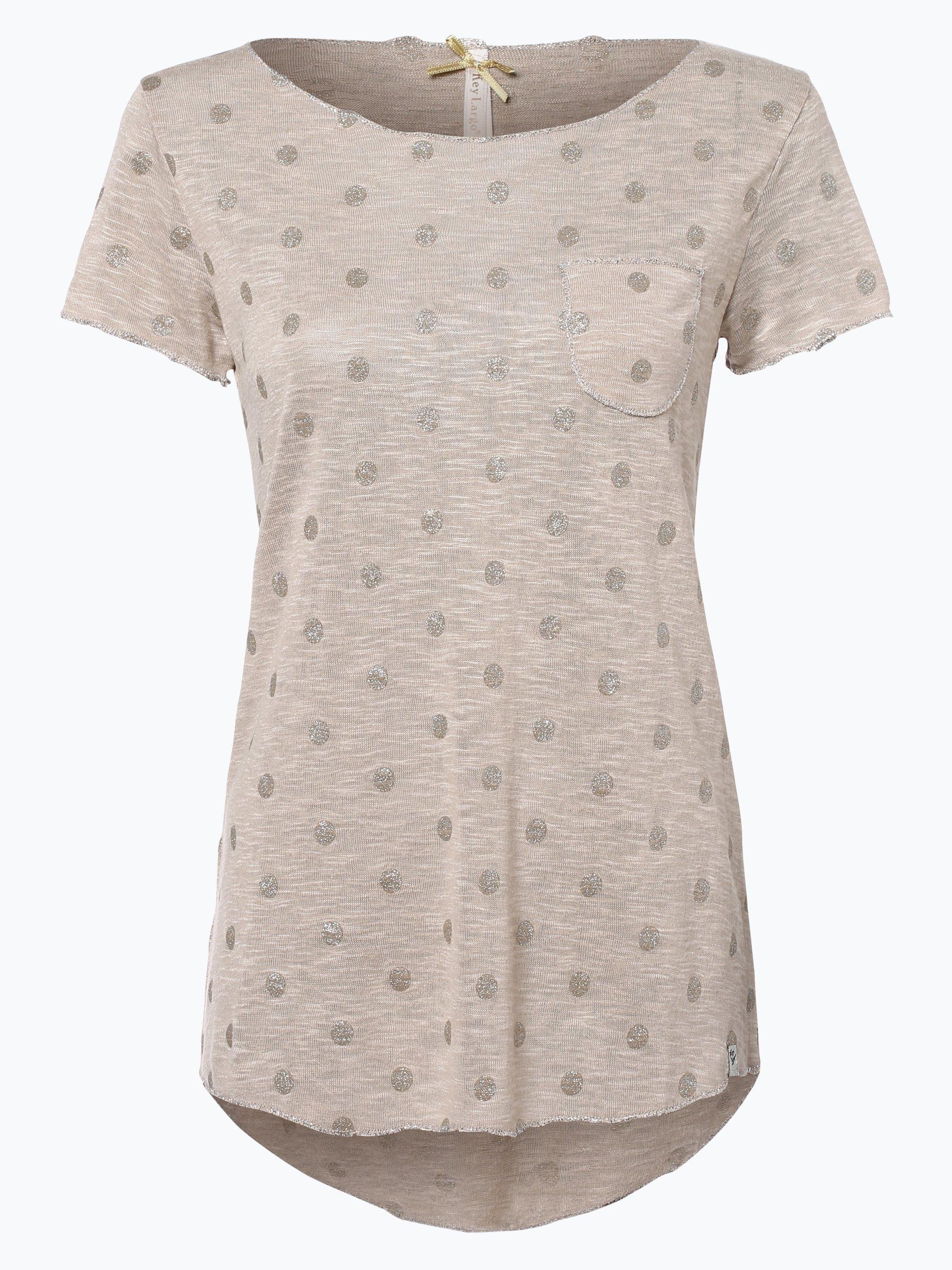 key largo damen t shirt dot sand gepunktet online kaufen peek und cloppenburg de. Black Bedroom Furniture Sets. Home Design Ideas