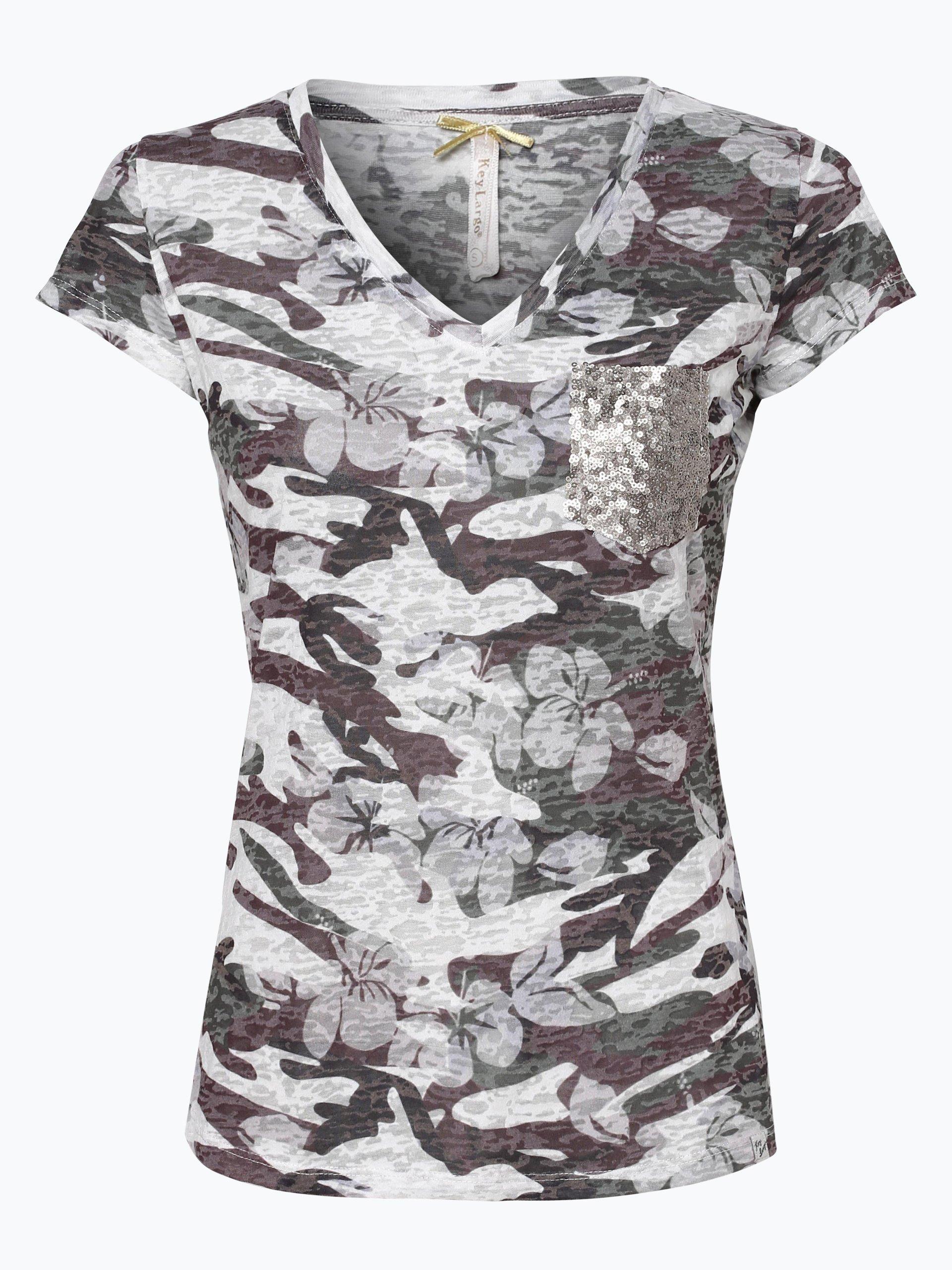 Key Largo Damen T-Shirt - Foxy