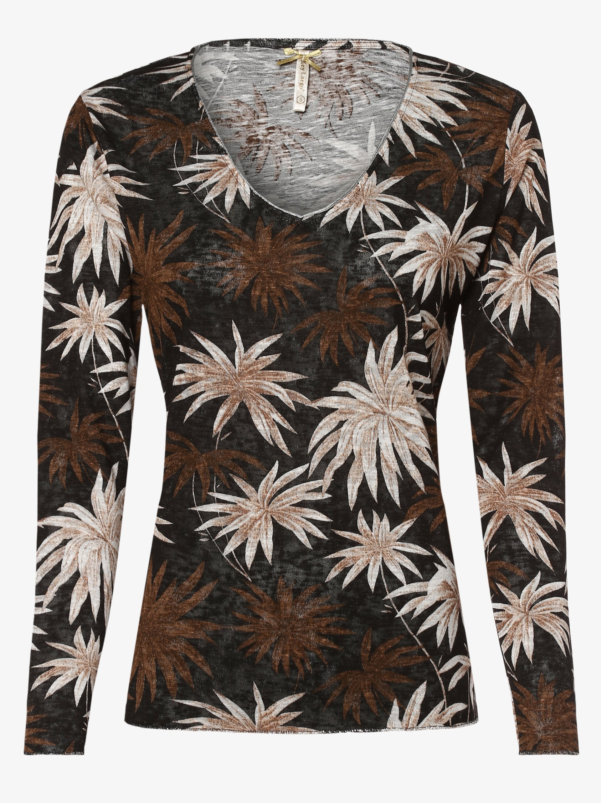 Key Largo Damska koszulka z długim rękawem