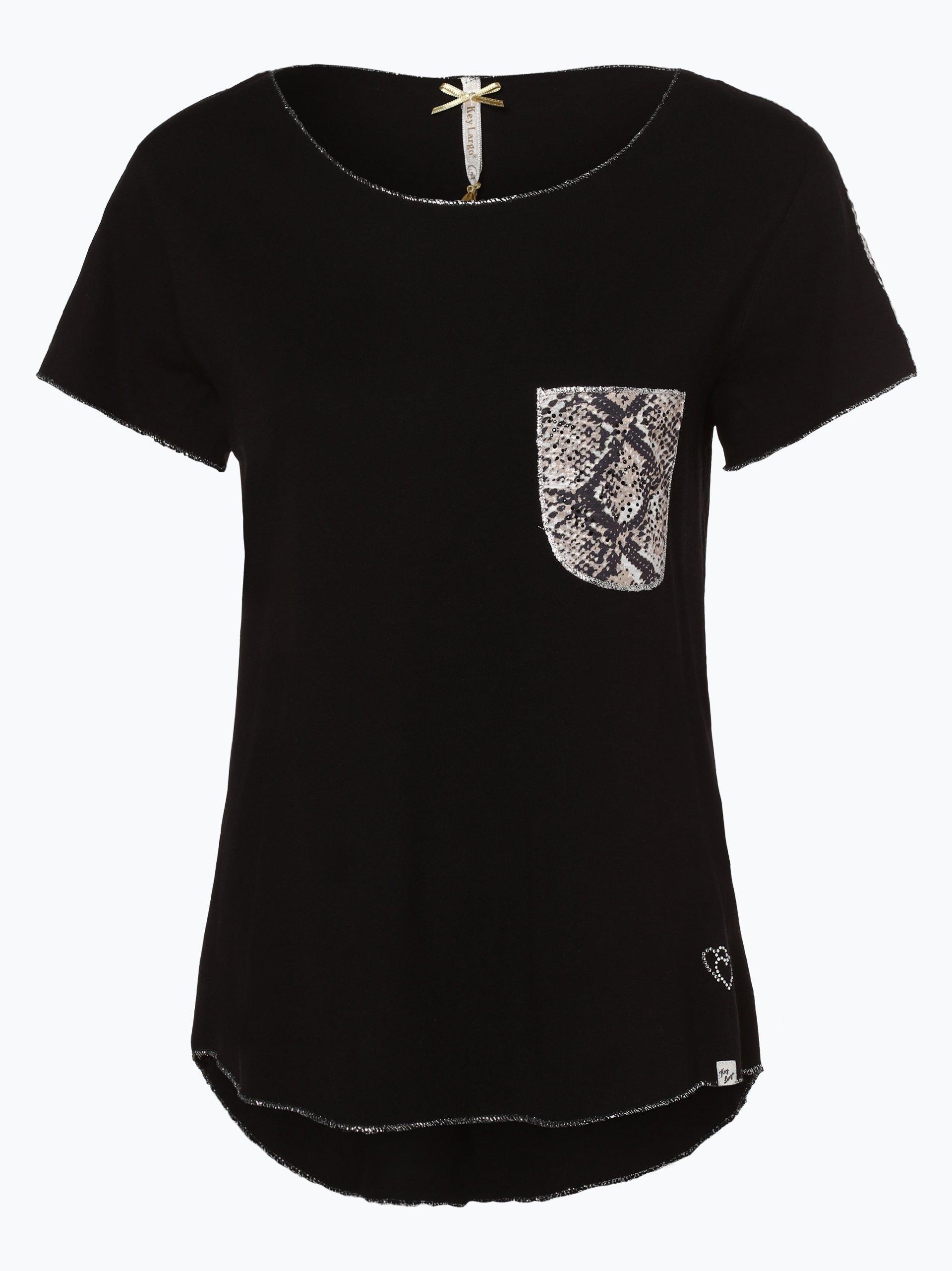 Key Largo T-shirt damski – Emilia