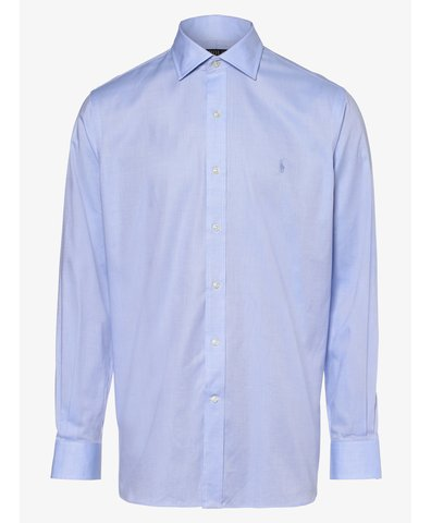 Koszula męska łatwa w prasowaniu – Custom fit