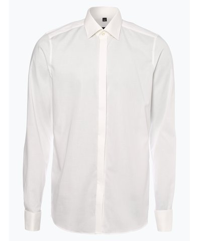 Koszula męska z ekstradługimi rękawami i wywijanymi mankietami