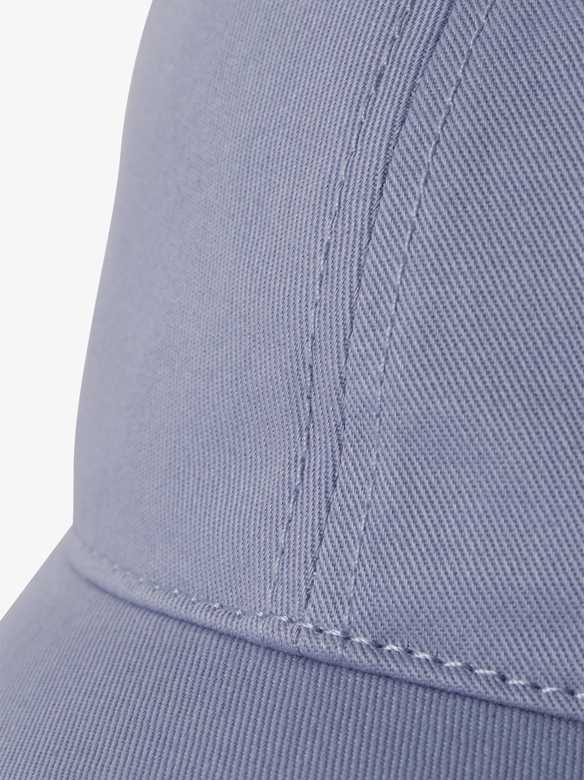 Lacoste Damen Cap mit Leder-Anteil