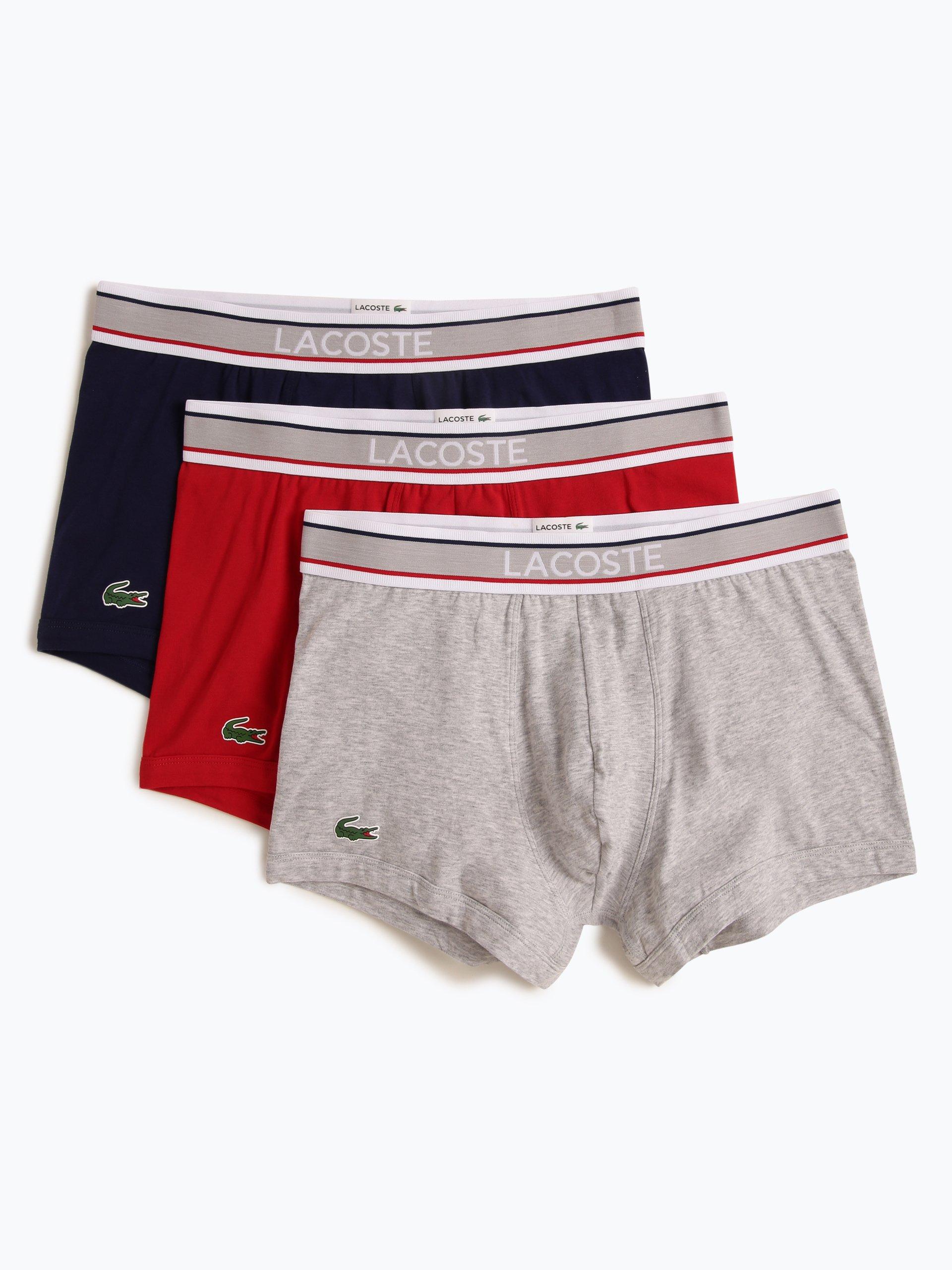 Lacoste Herren Pants im 3er-Pack