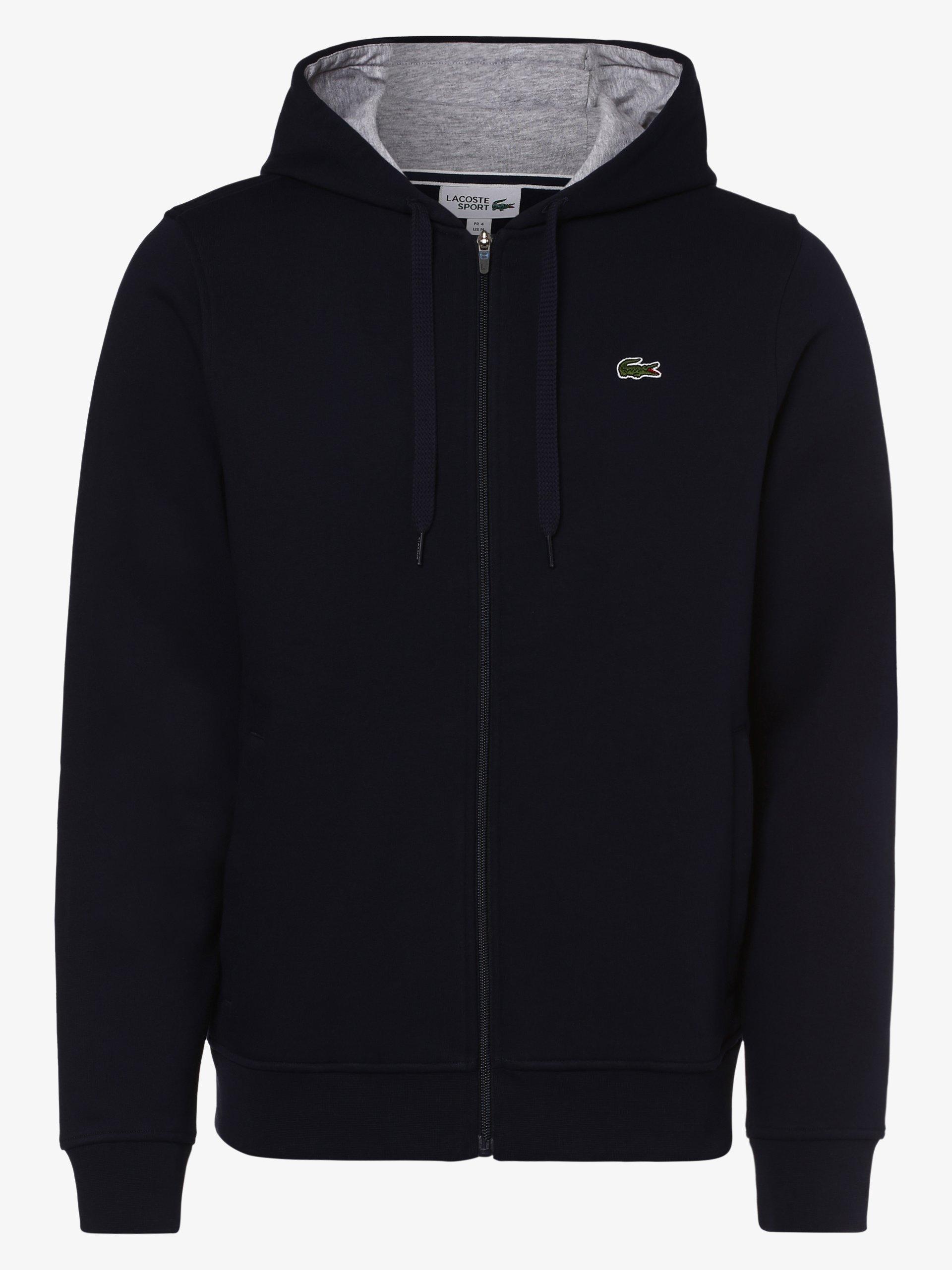 Lacoste Męska bluza rozpinana Sportswear