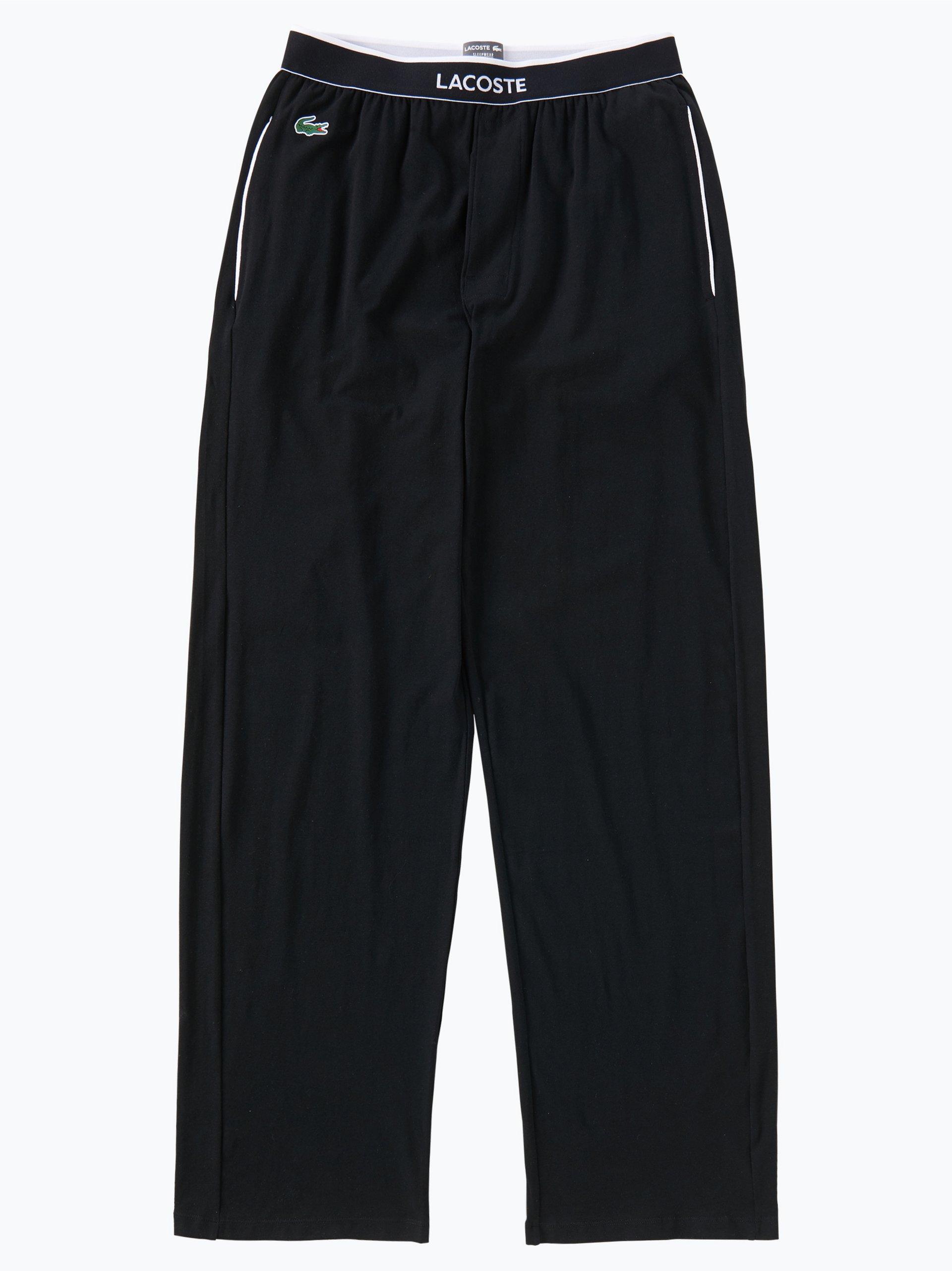 Lacoste Męskie spodnie od piżamy