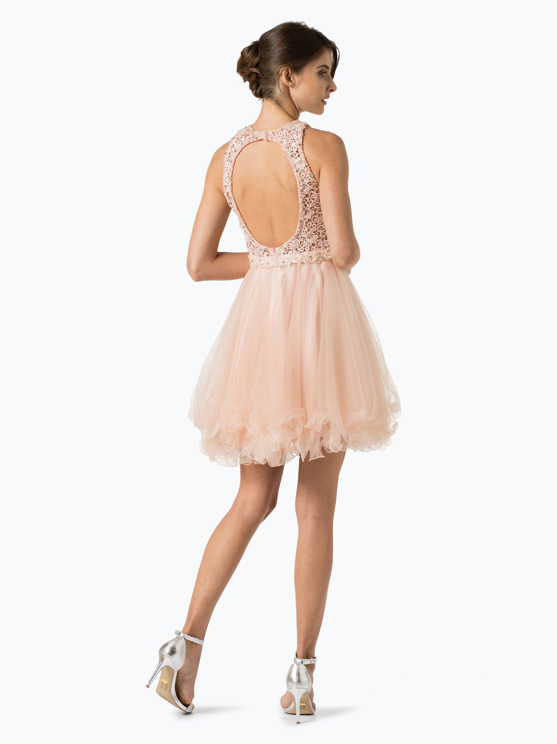 Laona Damen Kleid rosa uni online kaufen | VANGRAAF.COM