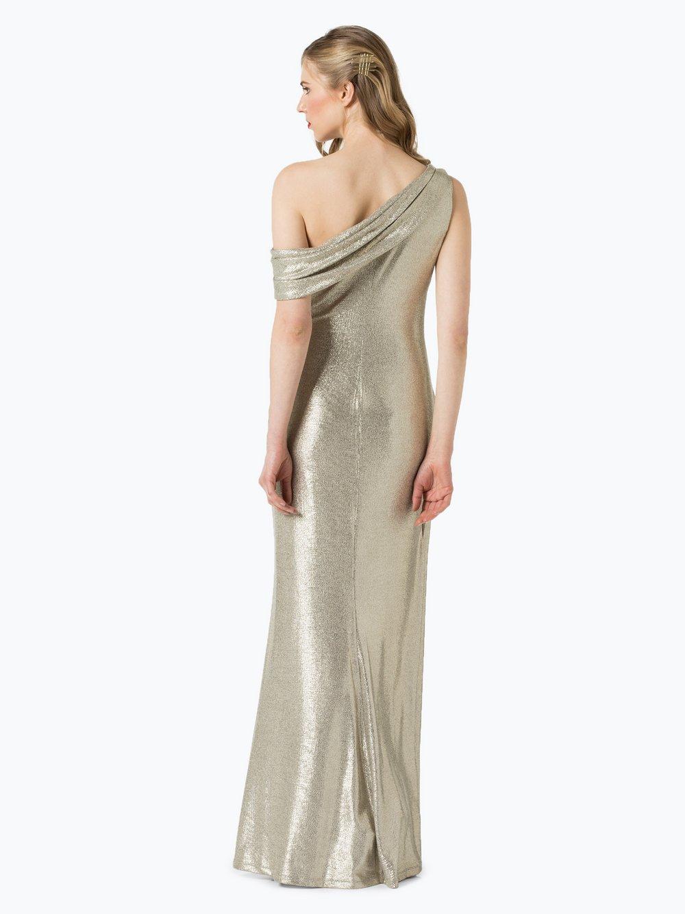 Abendkleid DANNITA - GOLD/METALLIC Ralph Lauren 1EgT5x