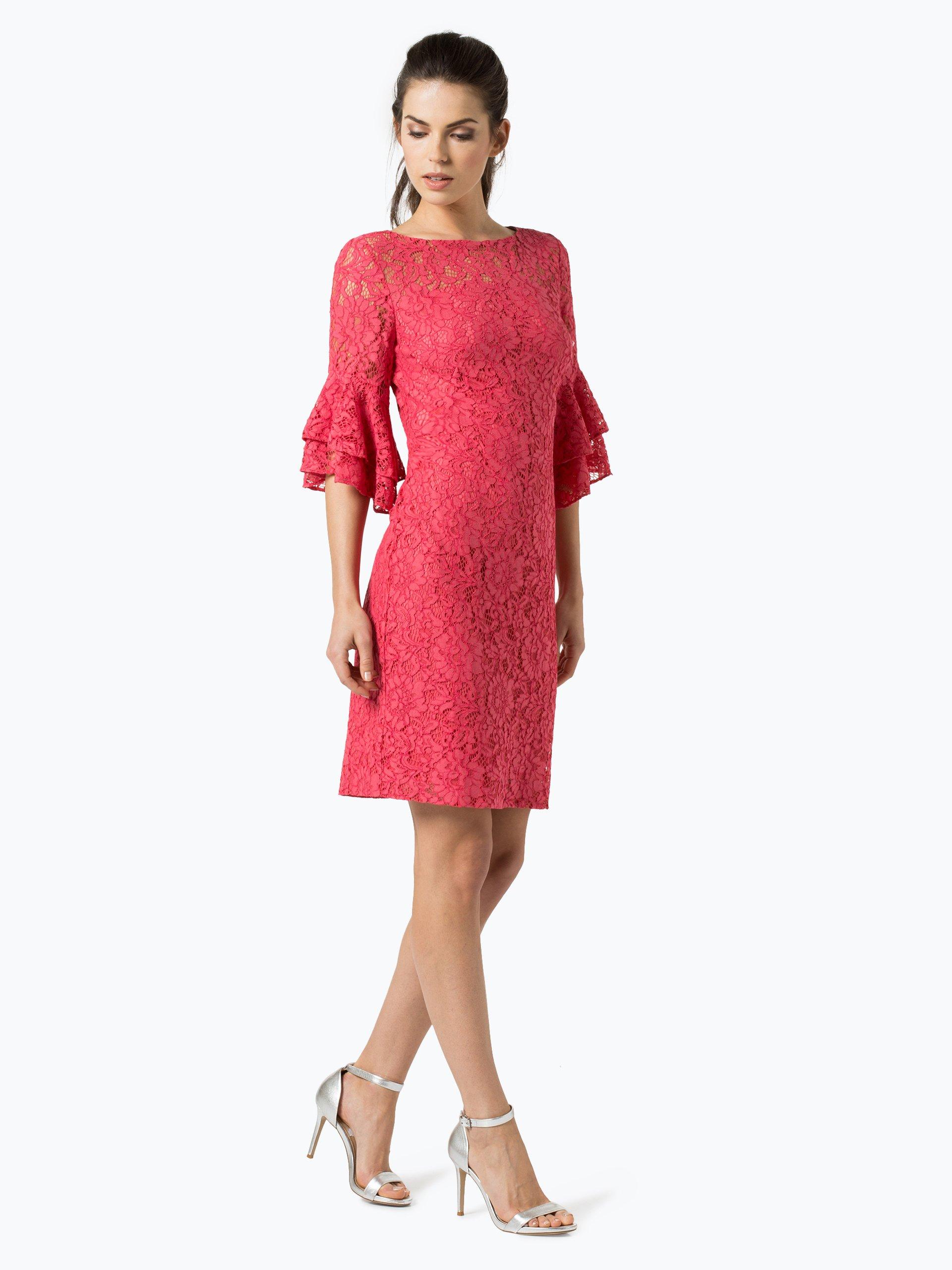 lauren ralph lauren damen kleid marcelle pink uni online kaufen peek und cloppenburg de. Black Bedroom Furniture Sets. Home Design Ideas