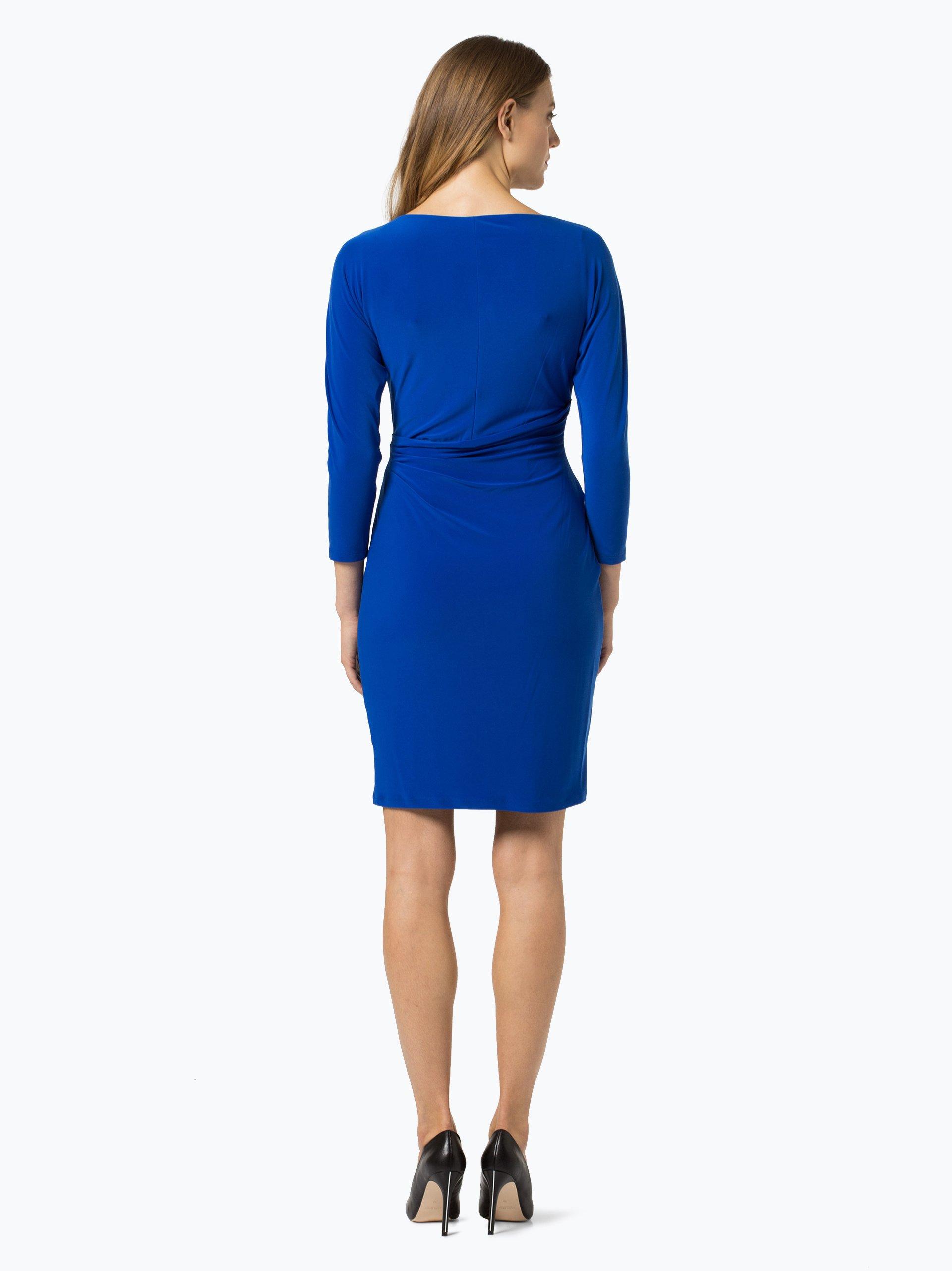 lauren ralph lauren damen kleid royal uni online kaufen vangraaf com. Black Bedroom Furniture Sets. Home Design Ideas