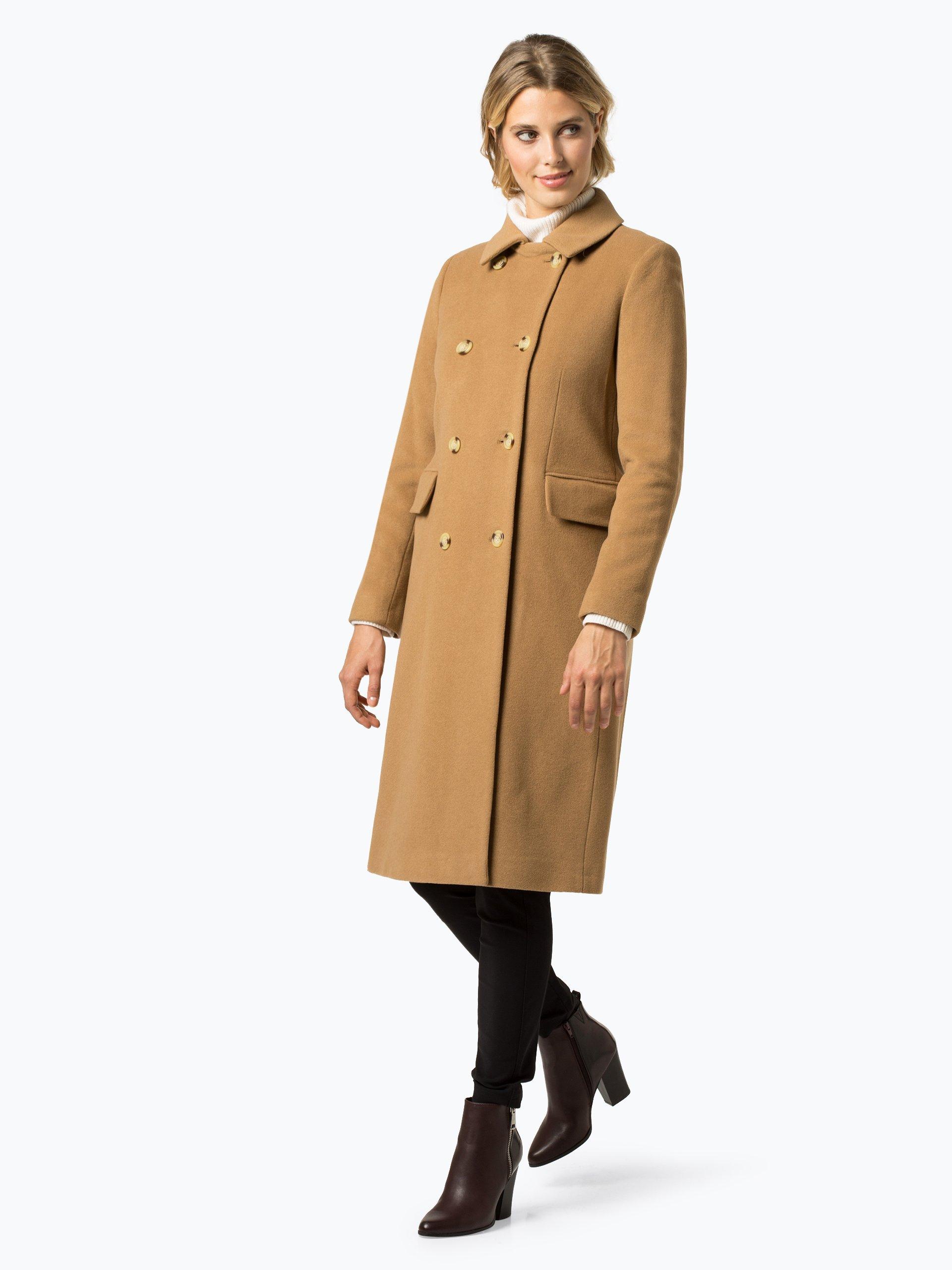 lauren ralph lauren damen mantel mit cashmere anteil camel uni online kaufen peek und. Black Bedroom Furniture Sets. Home Design Ideas