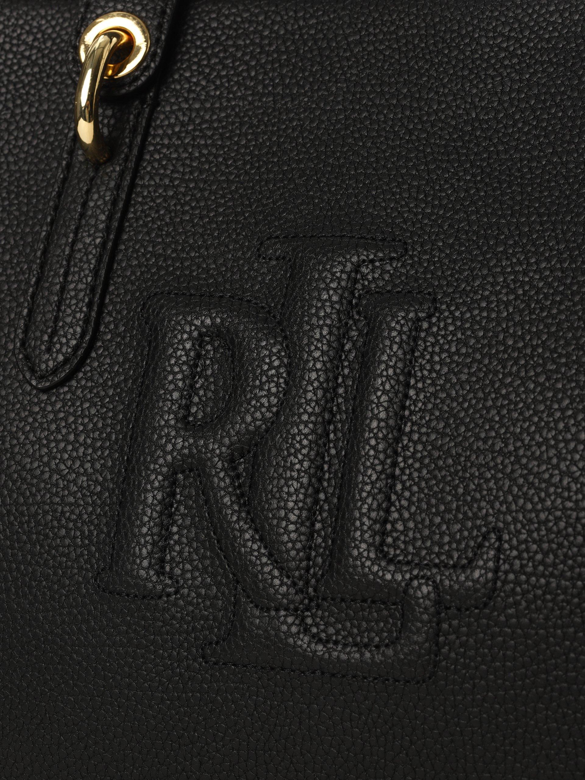 Lauren Ralph Lauren Skórzana torebka damska