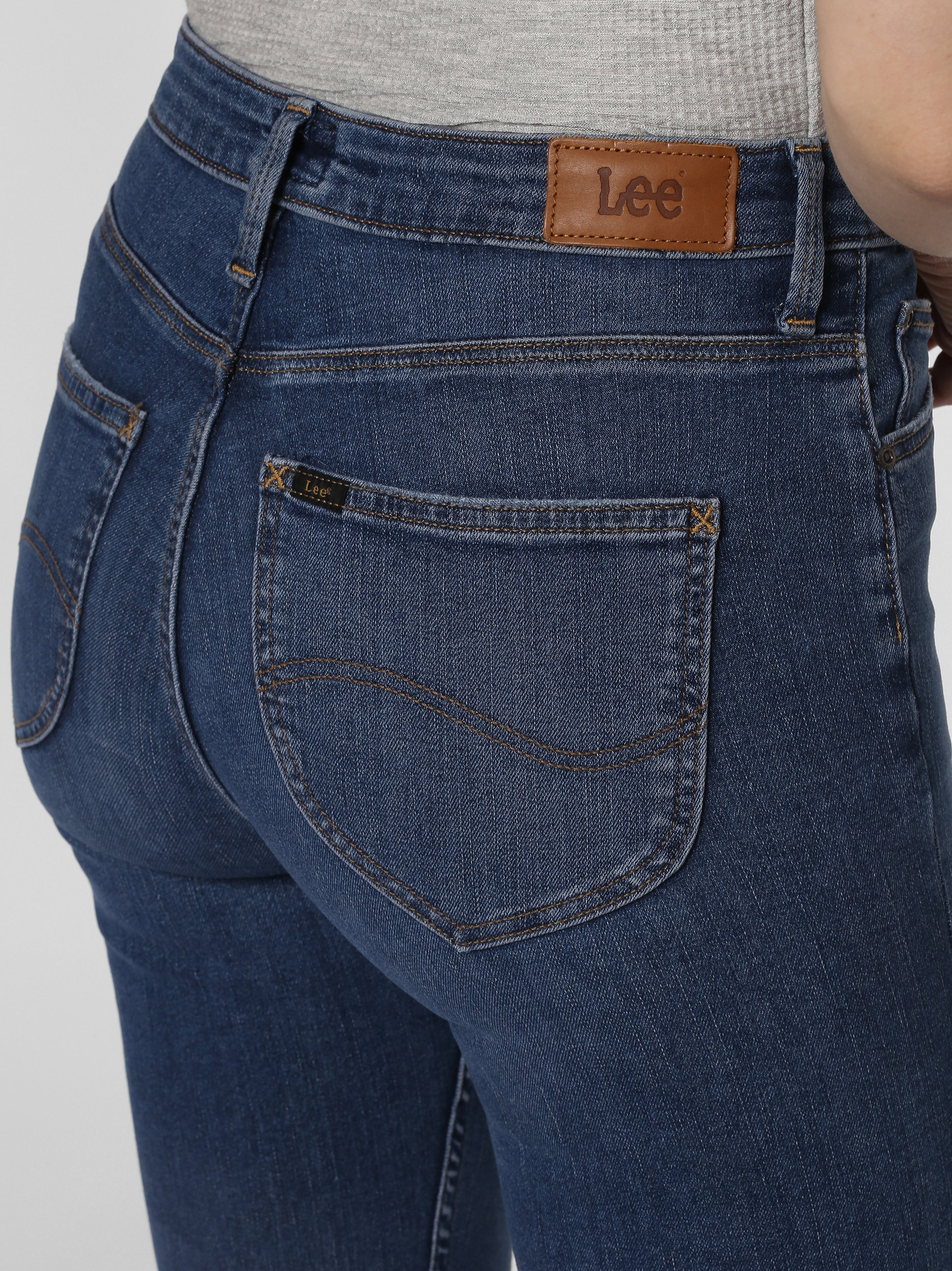 Lee Damen Jeans - Scarlett High