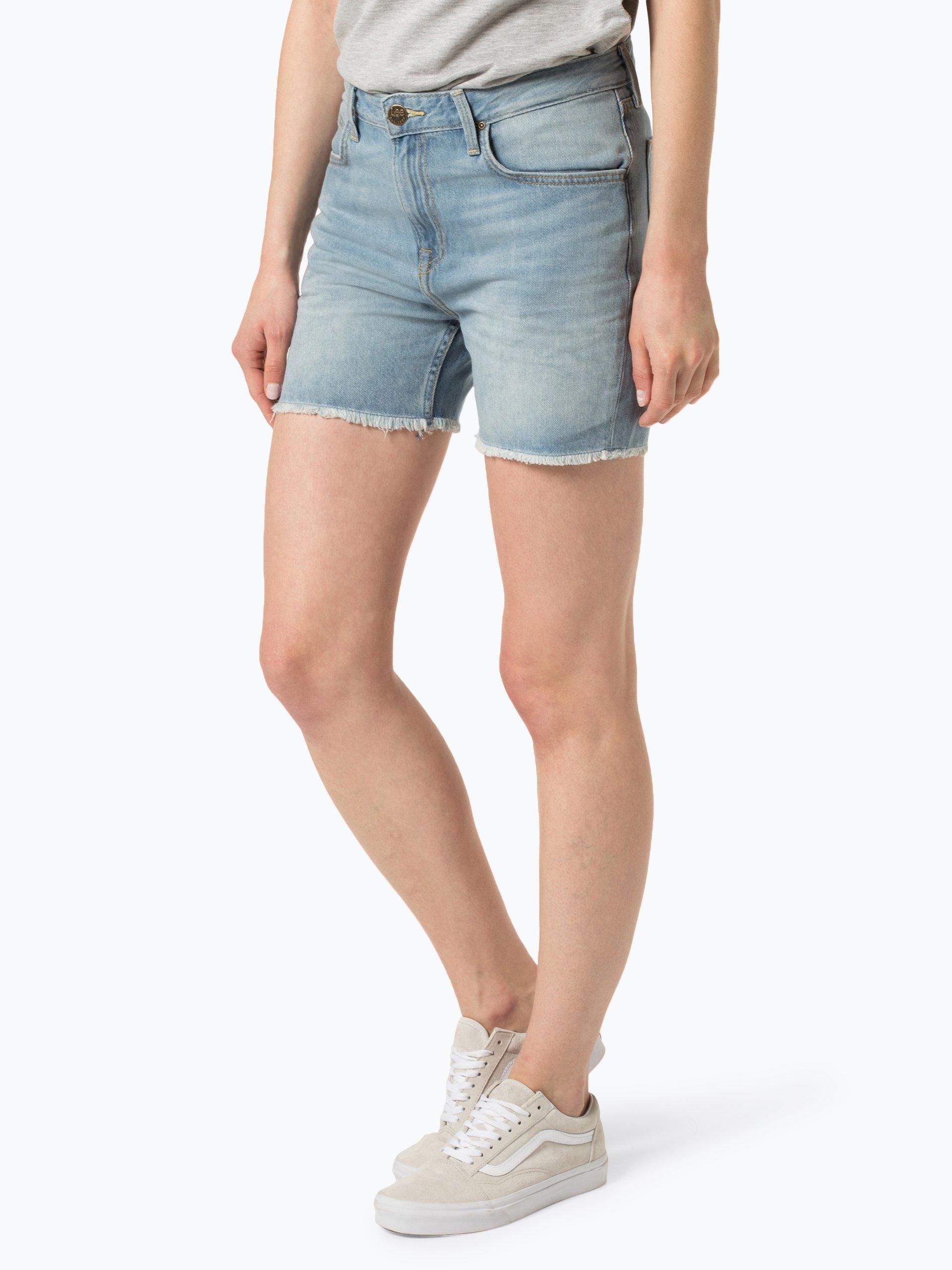 Lee Damen Jeansshorts