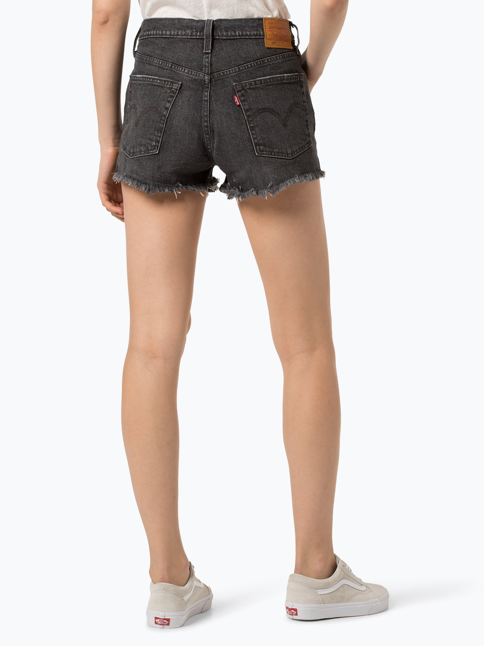 Levi\'s Damen Jeansshorts - 501