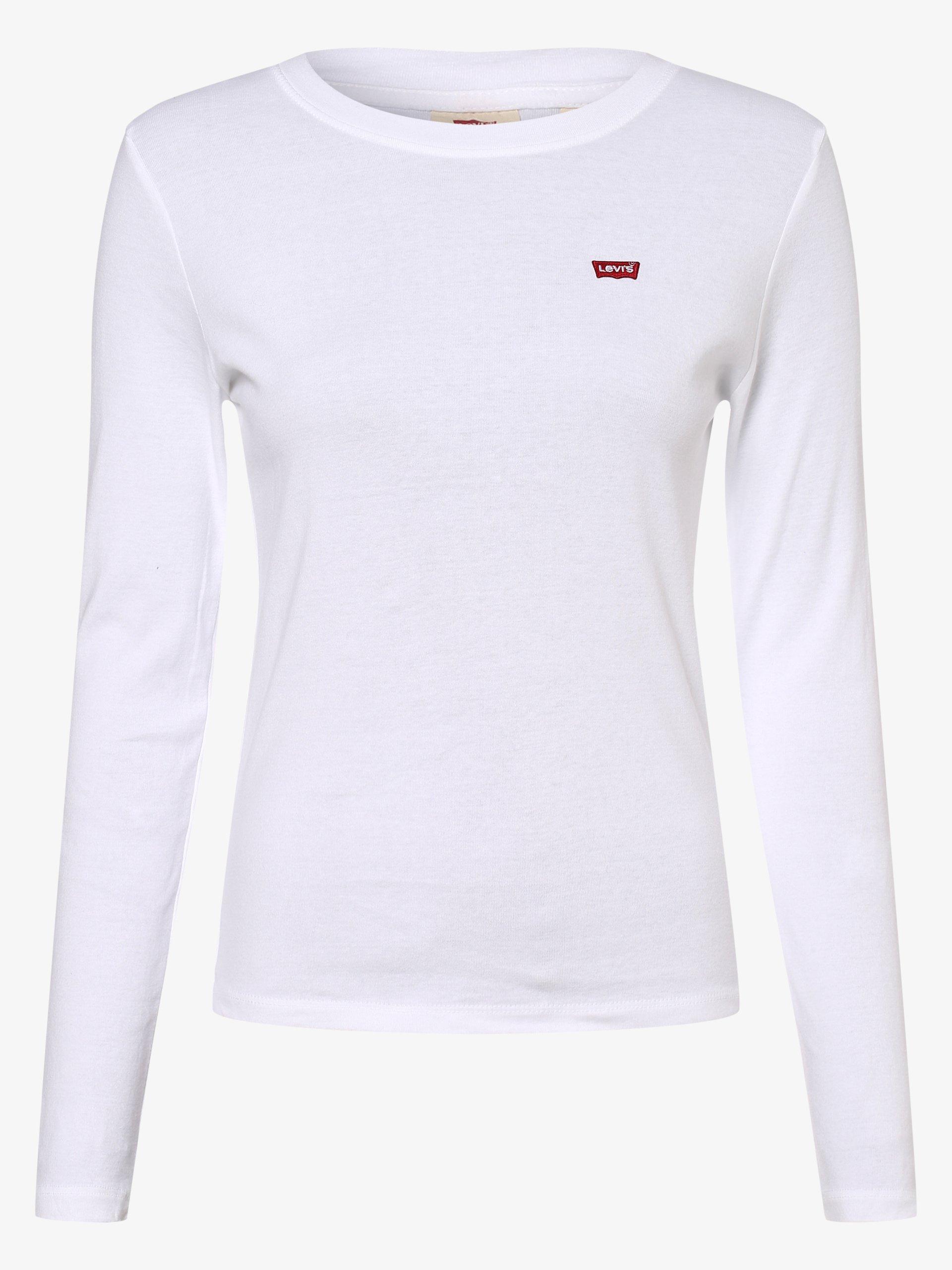 Levi\'s Damska koszulka z długim rękawem