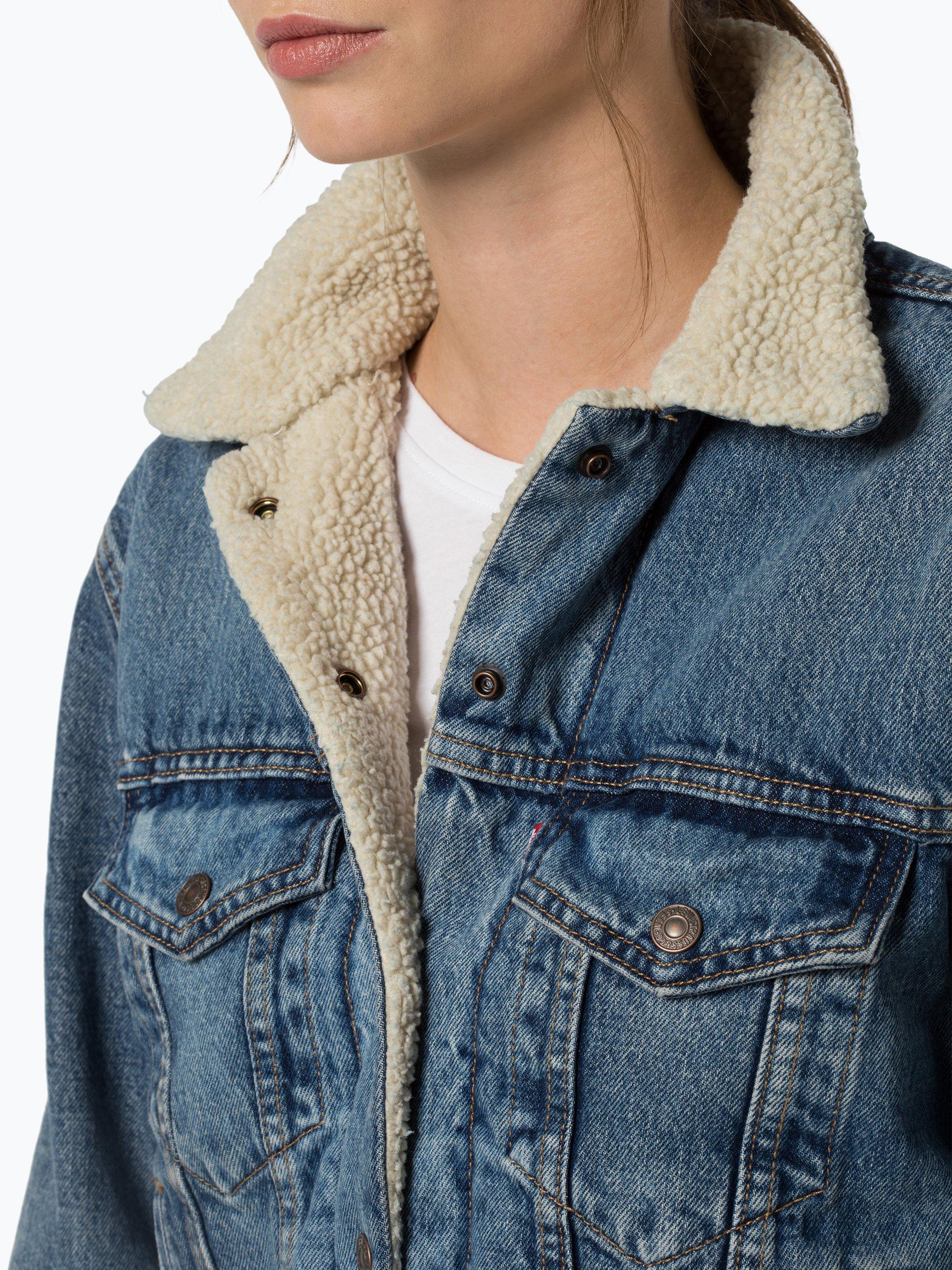 Levi\'s Damska kurtka jeansowa