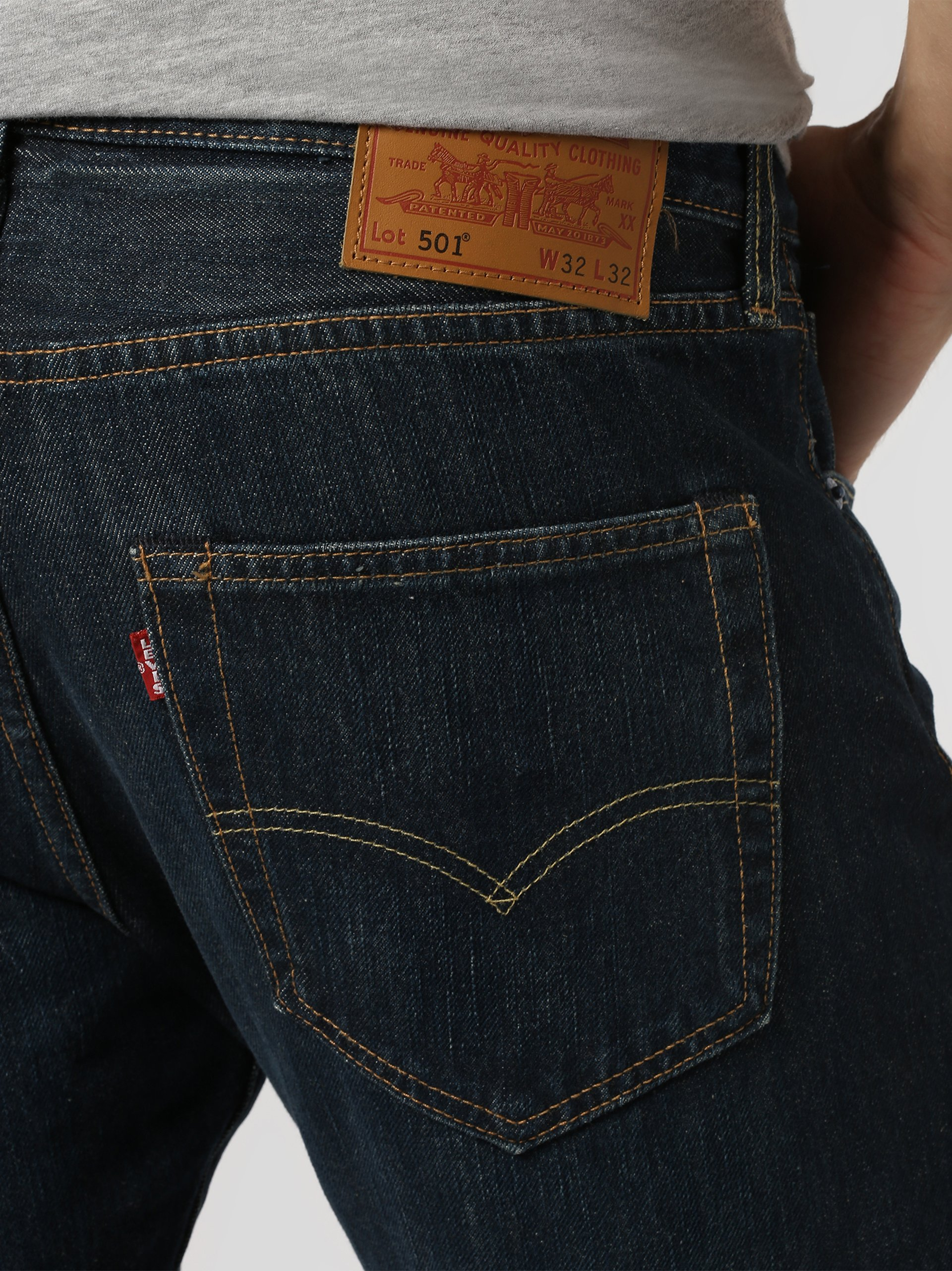 Levi\'s Herren Jeans - 501™