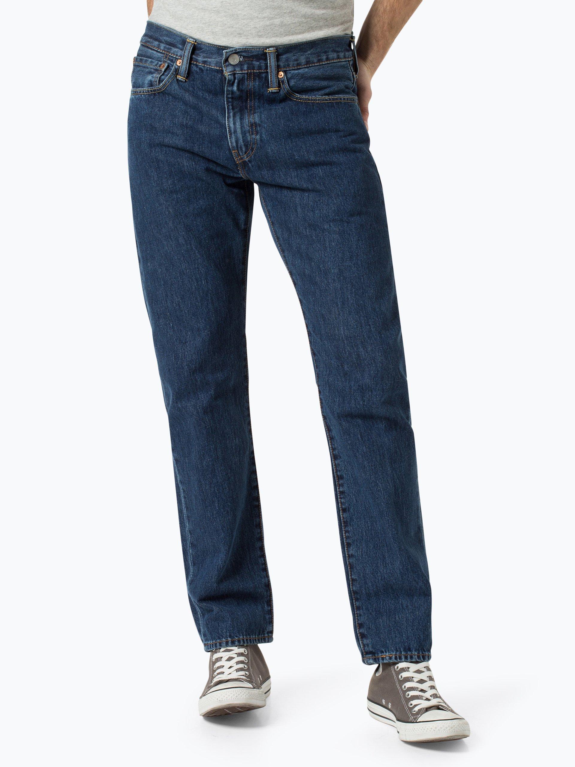 levi 39 s herren jeans indigo uni online kaufen peek und cloppenburg de. Black Bedroom Furniture Sets. Home Design Ideas