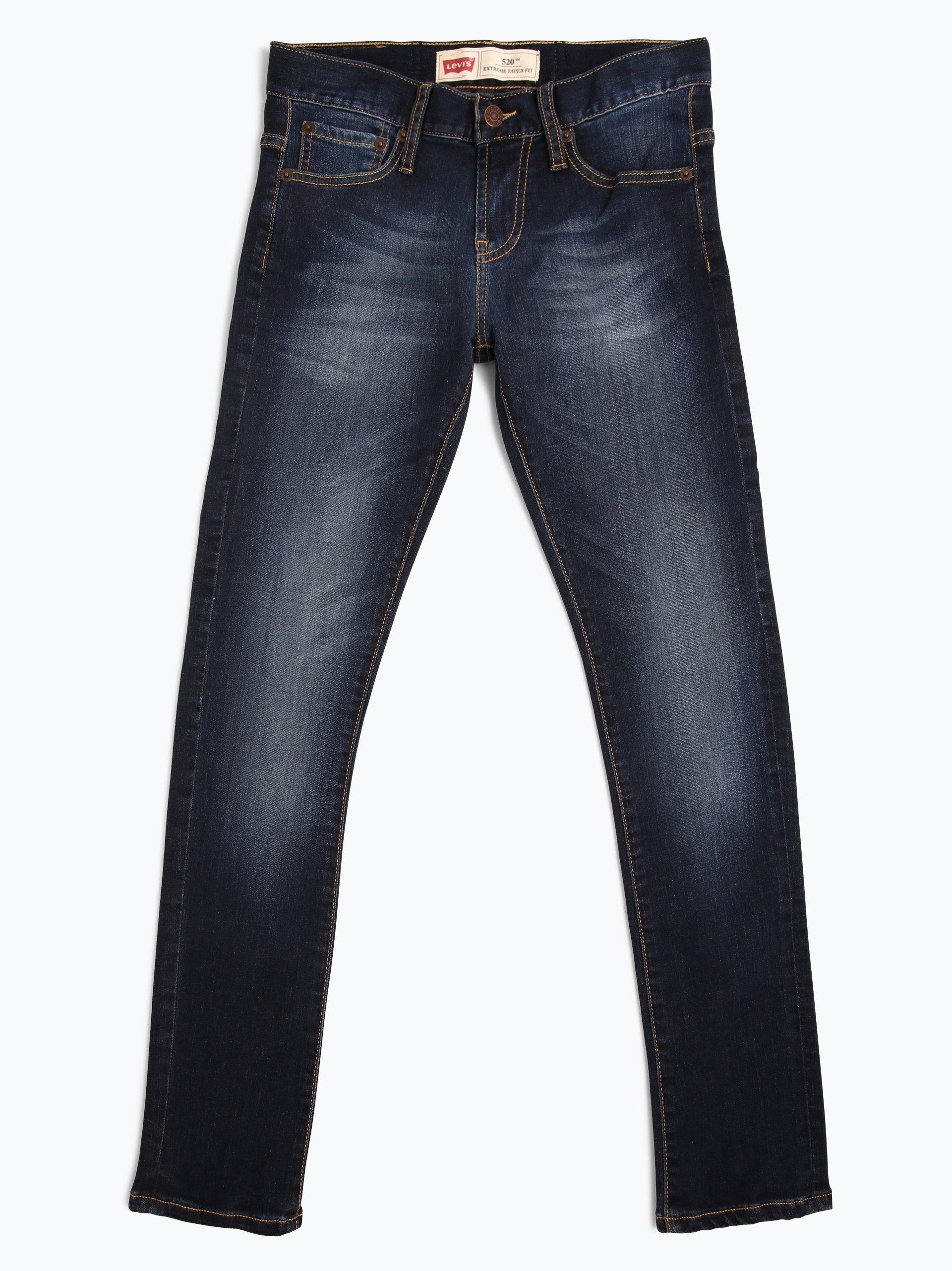 Levi\'s Jungen Jeans Extreme Taper Fit - 520™