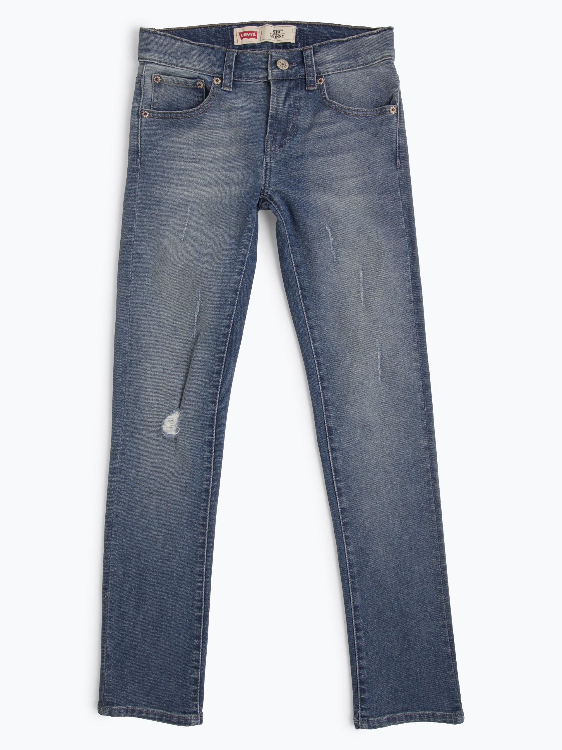 Levi\'s Jungen Jeans - Skinny Fit - 510