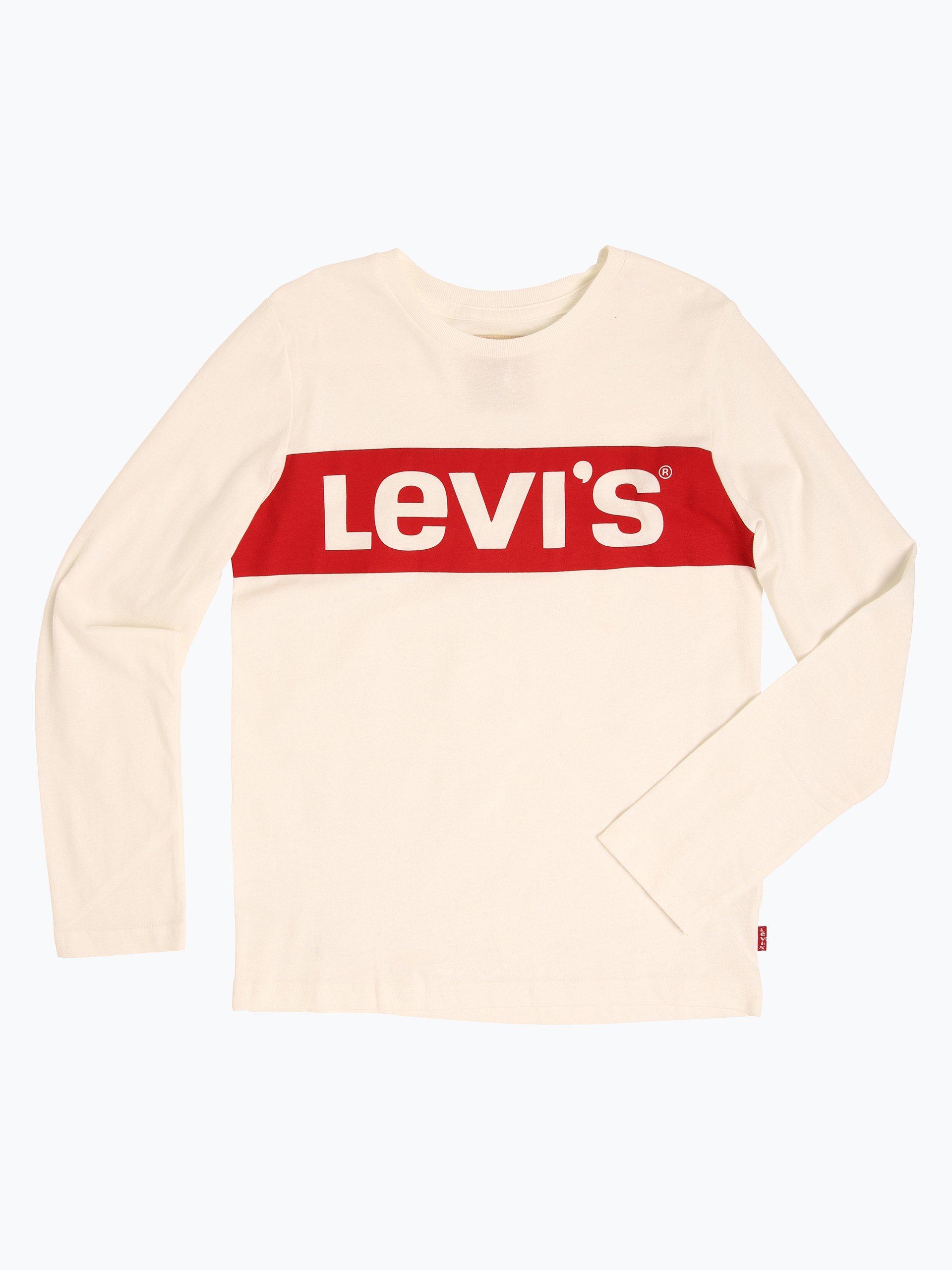 Levi\'s Jungen Langarmshirt