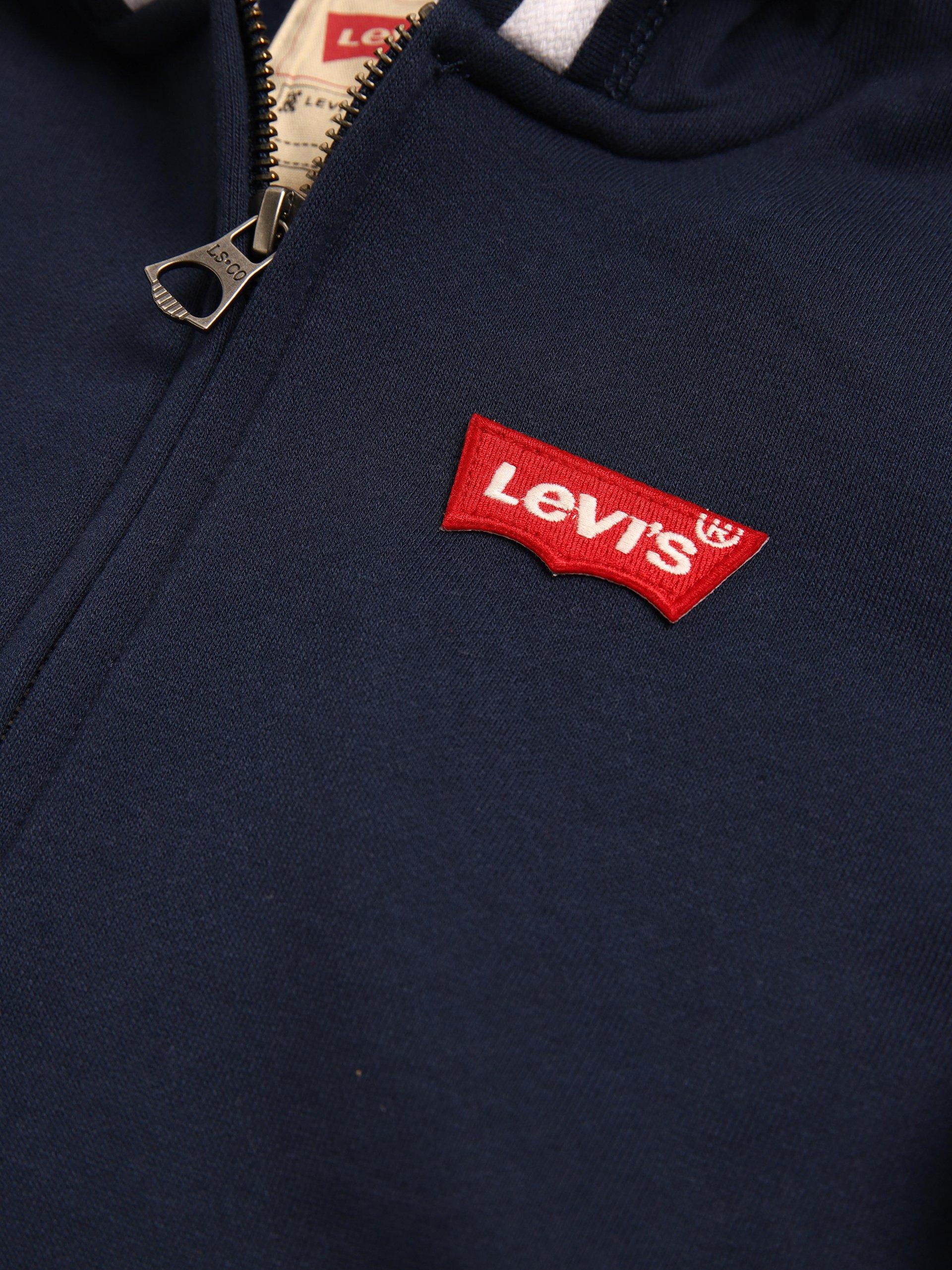 Levi\'s Jungen Sweatjacke