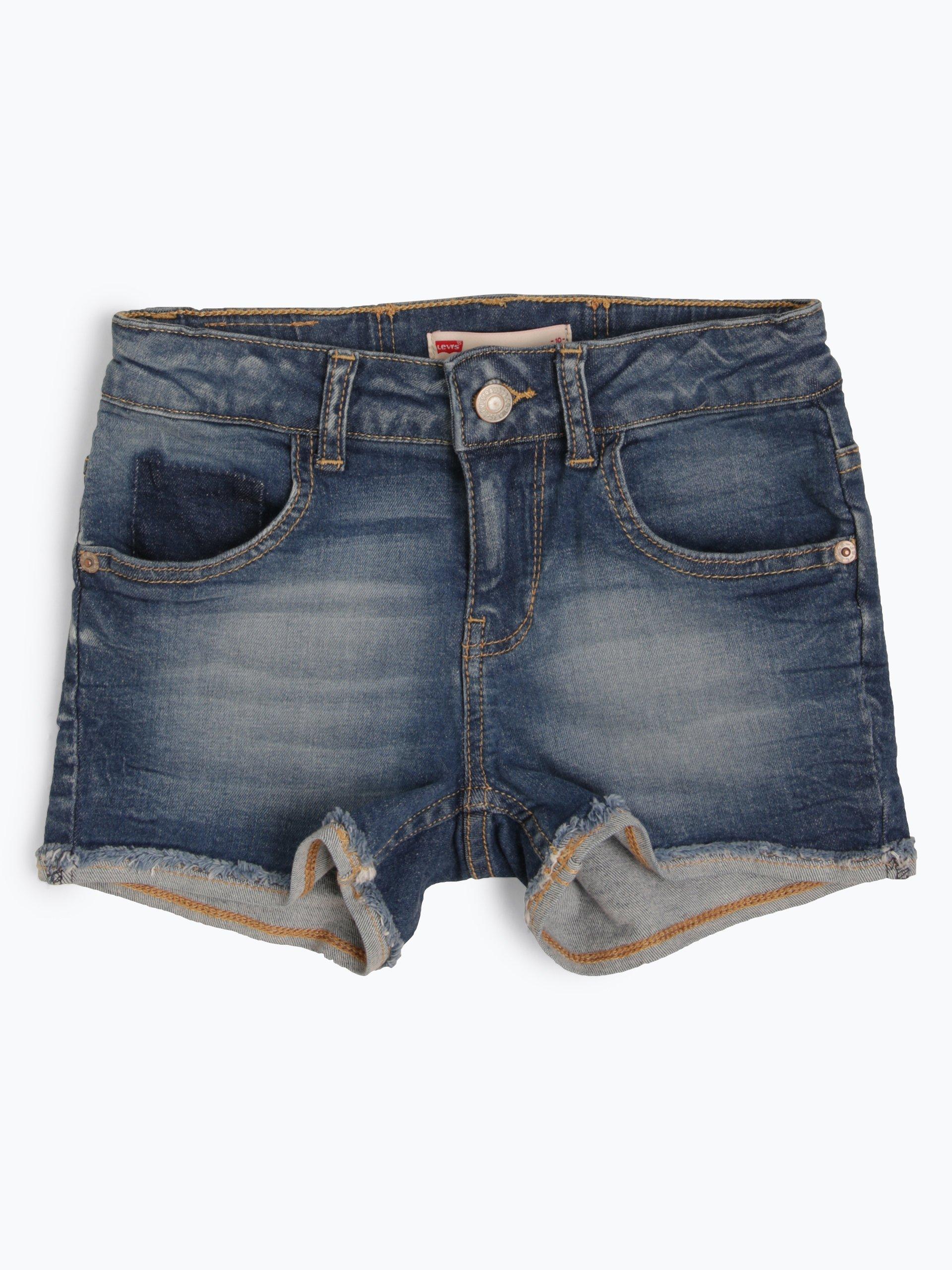 Levi\'s Mädchen Jeansshorts