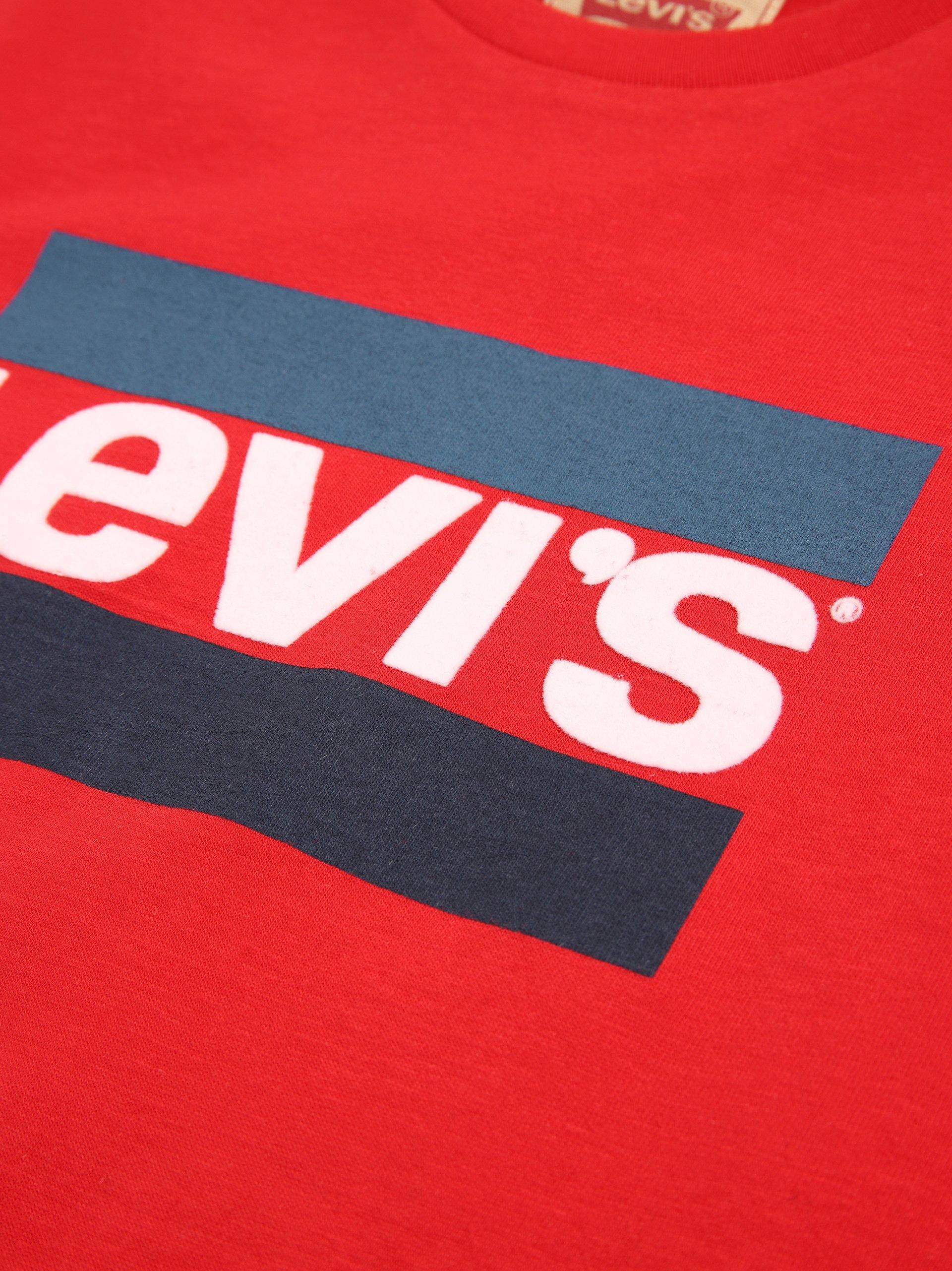 Levi\'s Mädchen Langarmshirt