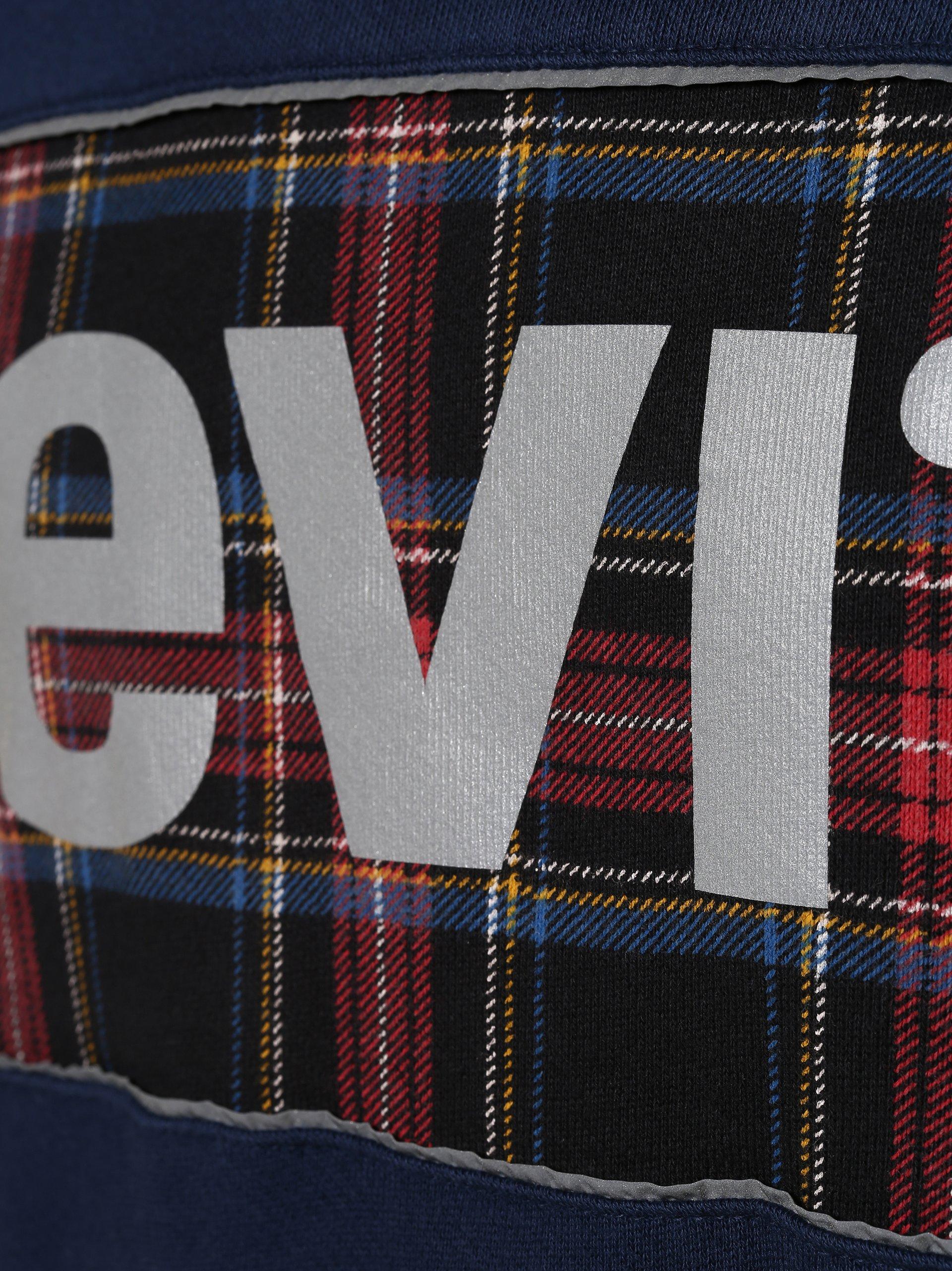 Levi\'s Męska bluza nierozpinana