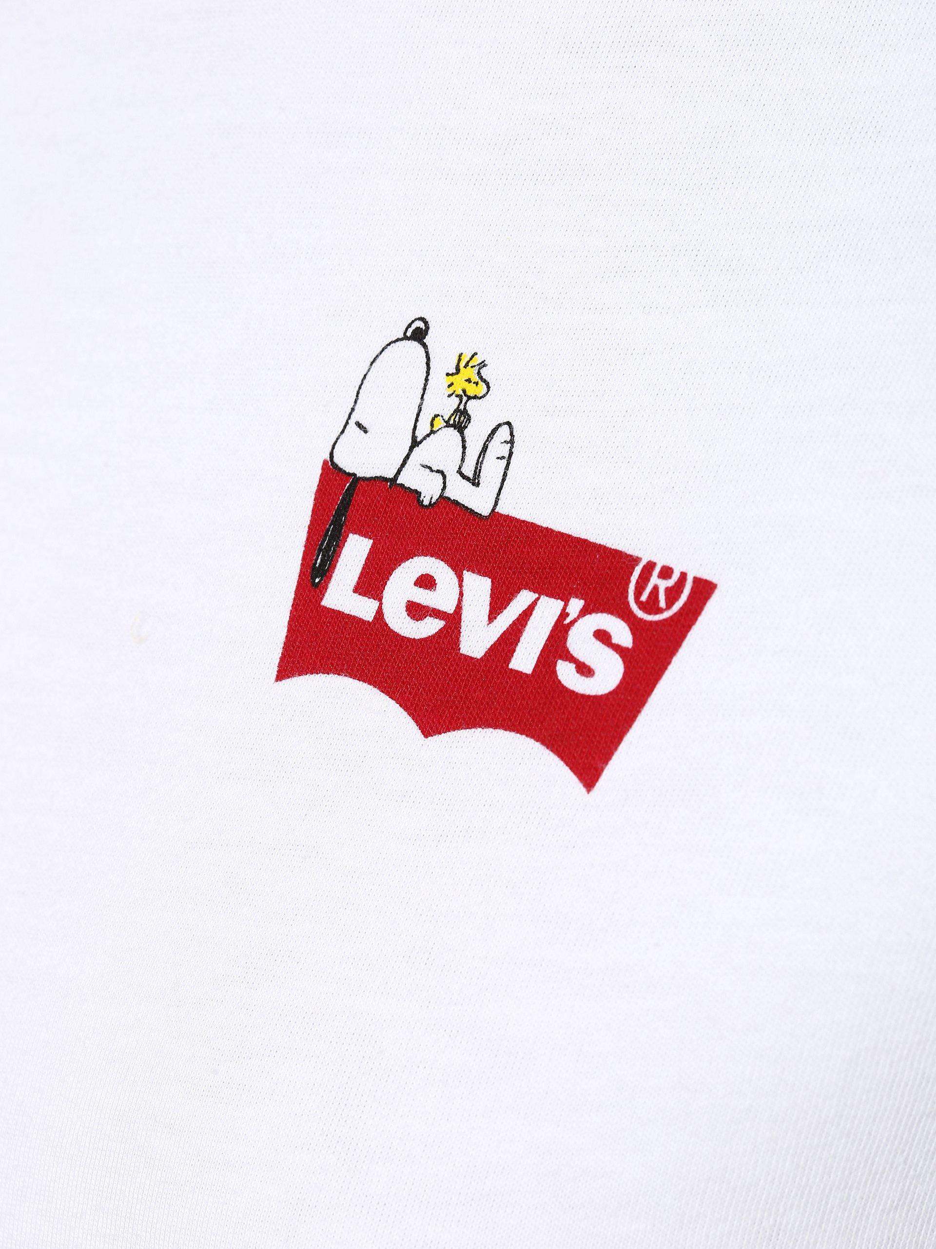 Levi\'s T-shirt damski – Peanuts