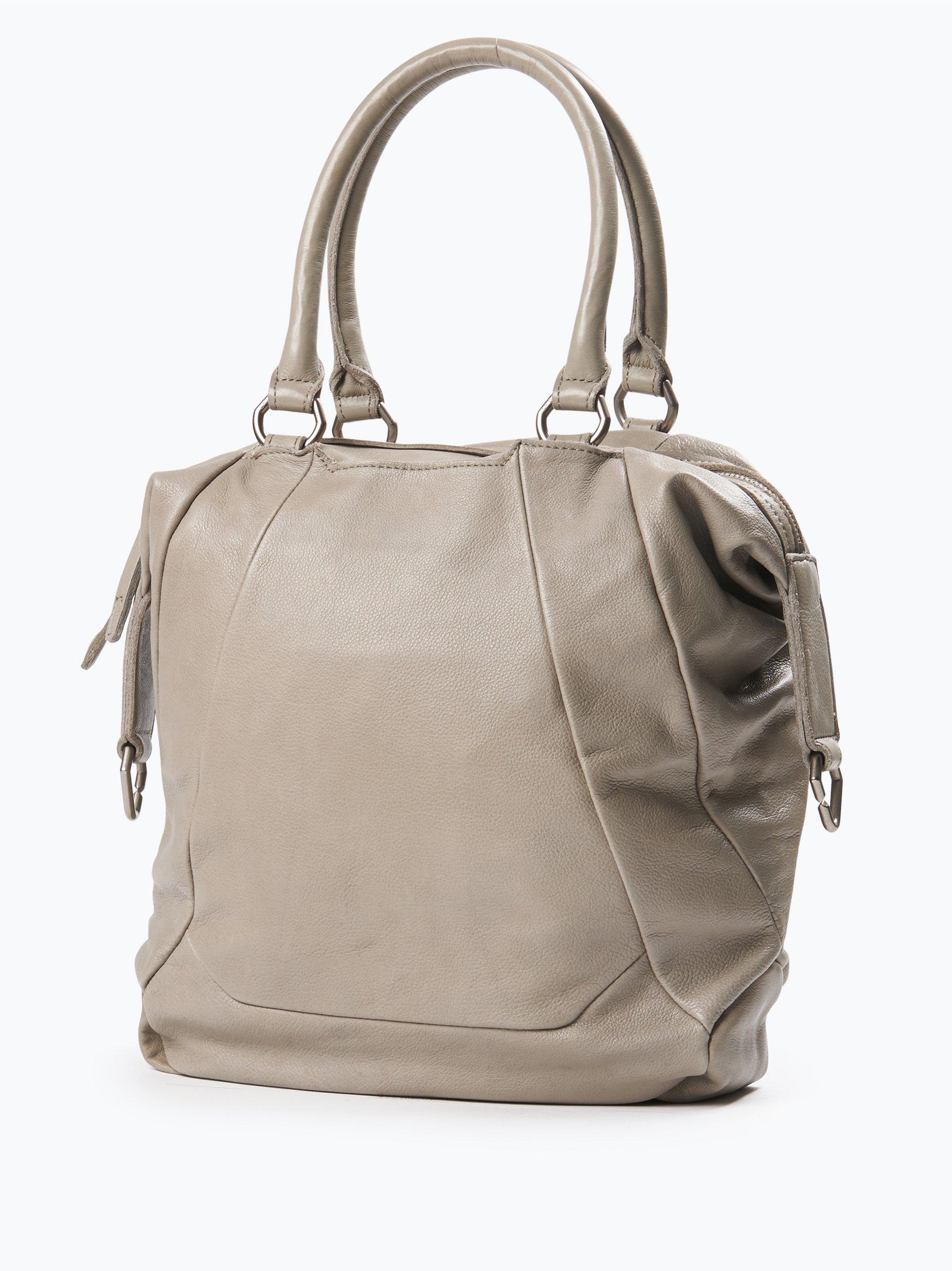 liebeskind damen handtasche aus leder bata grau uni online kaufen peek und cloppenburg de. Black Bedroom Furniture Sets. Home Design Ideas