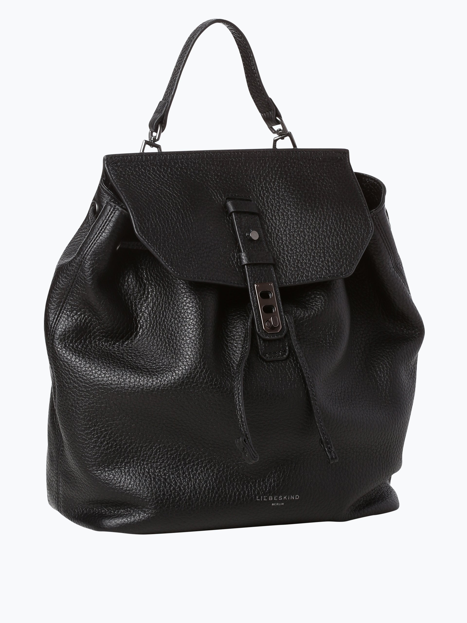 liebeskind damen rucksack aus leder wisconsin 2 online kaufen peek und cloppenburg de. Black Bedroom Furniture Sets. Home Design Ideas