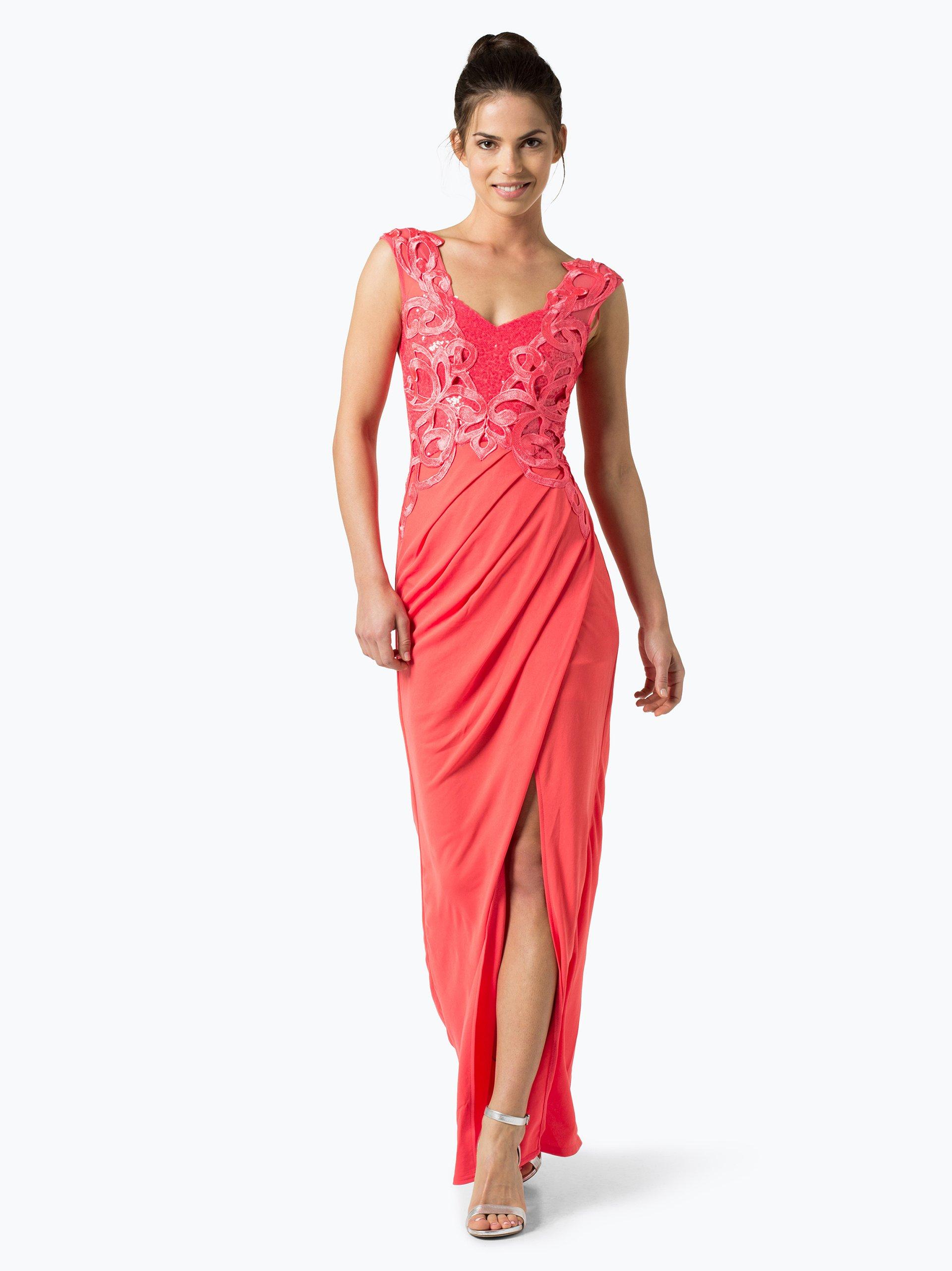 Groß Abendkleider In Koralle Fotos - Brautkleider Ideen - cashingy.info