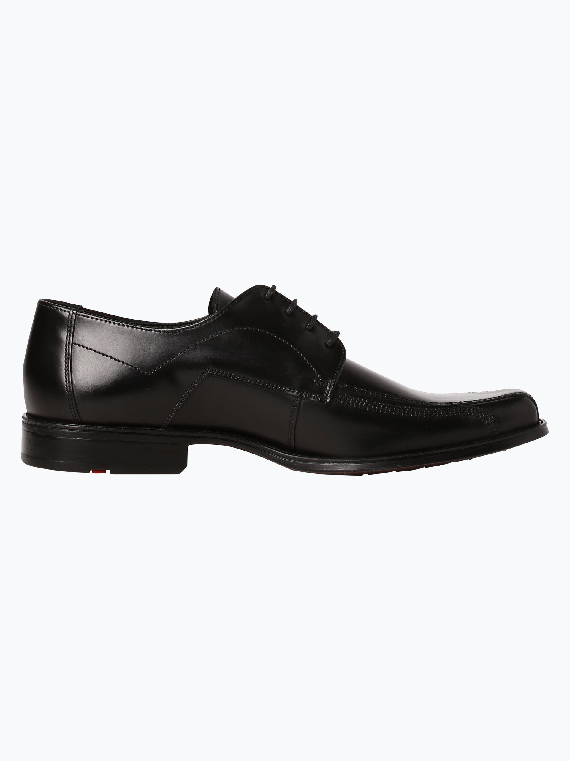 Lloyd Męskie buty sznurowane ze skóry – Dagan