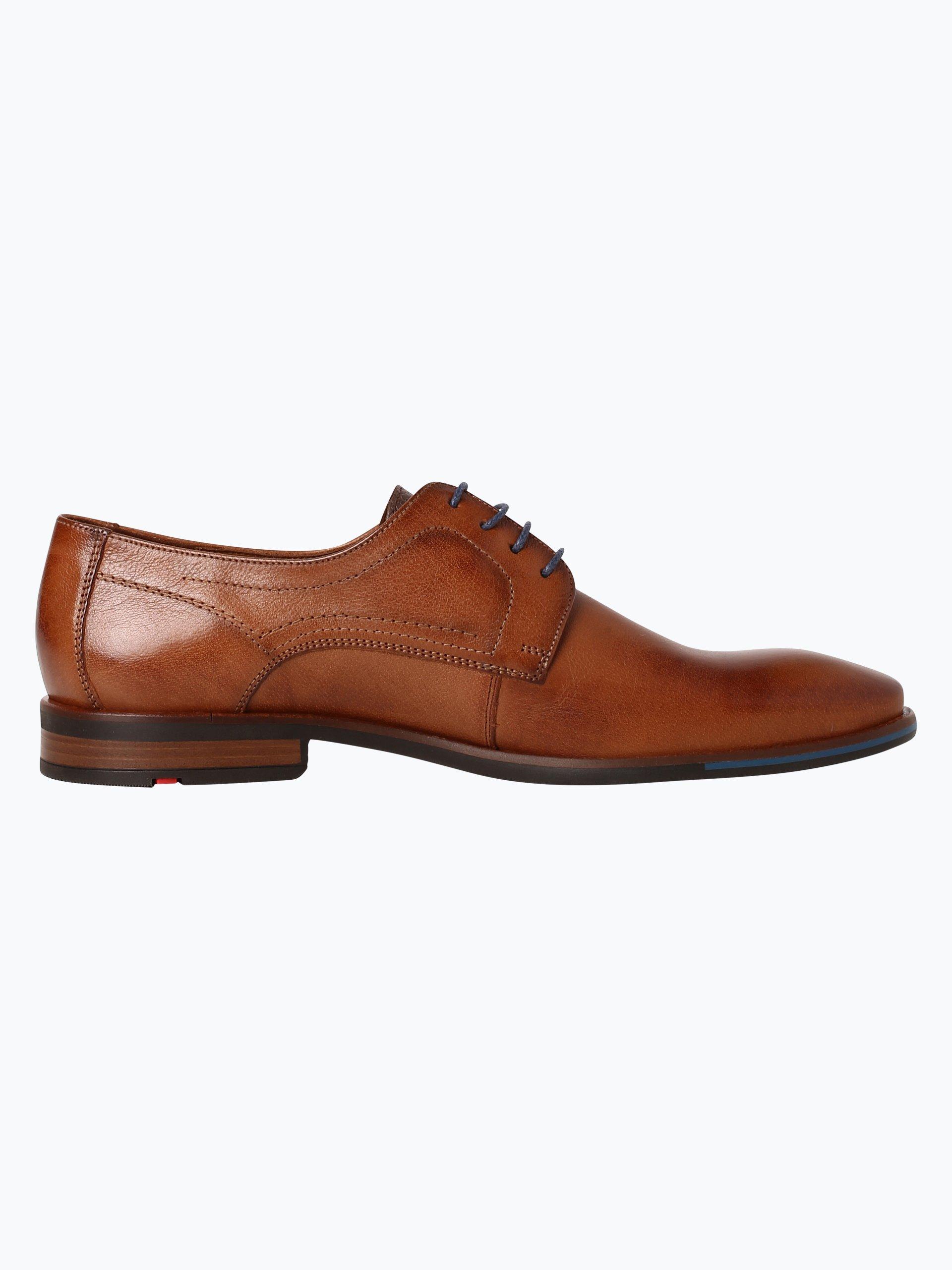 Lloyd Męskie buty sznurowane ze skóry – Don